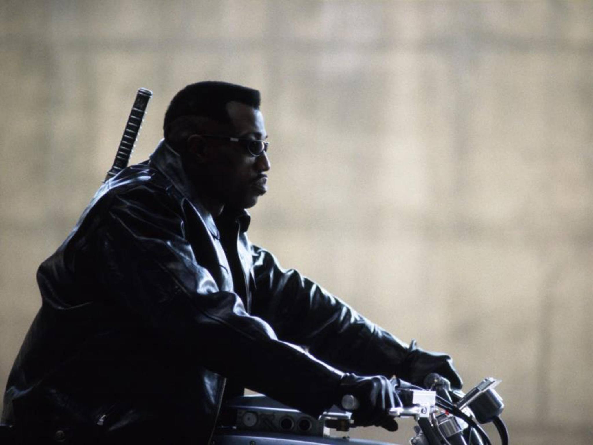 Bis wir Blade in Action sehen, wird noch etwas Zeit vergehn.