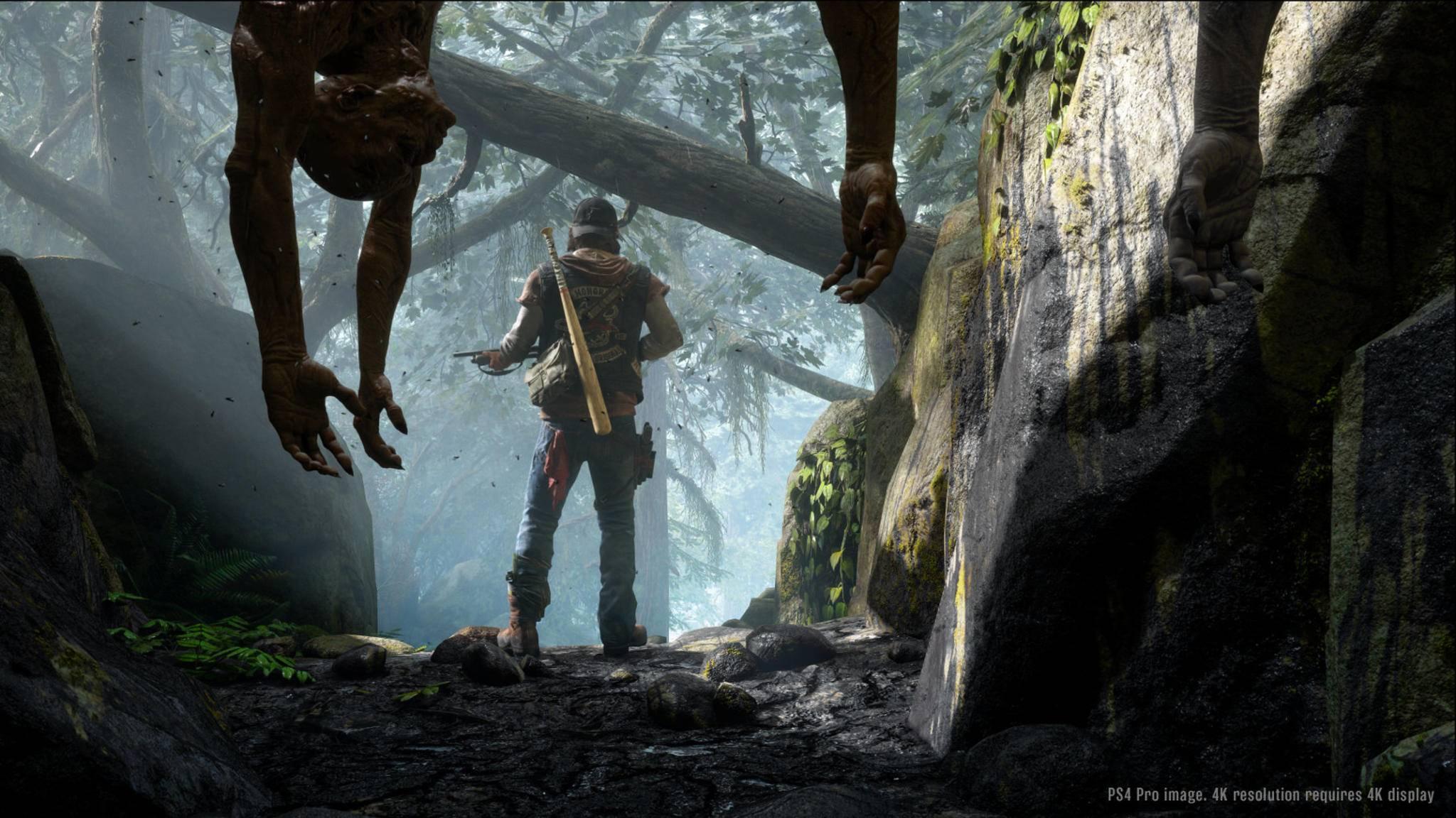 """""""Days Gone"""" für PS4 erscheint 2019."""