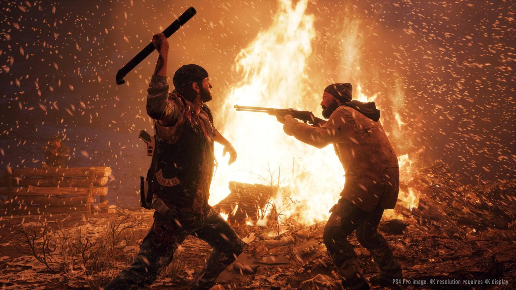 Dass in der Zombie-Apokalypse der größte Feind des Menschen ein anderer Mensch ist, zählt zu den Klischees des Genres.