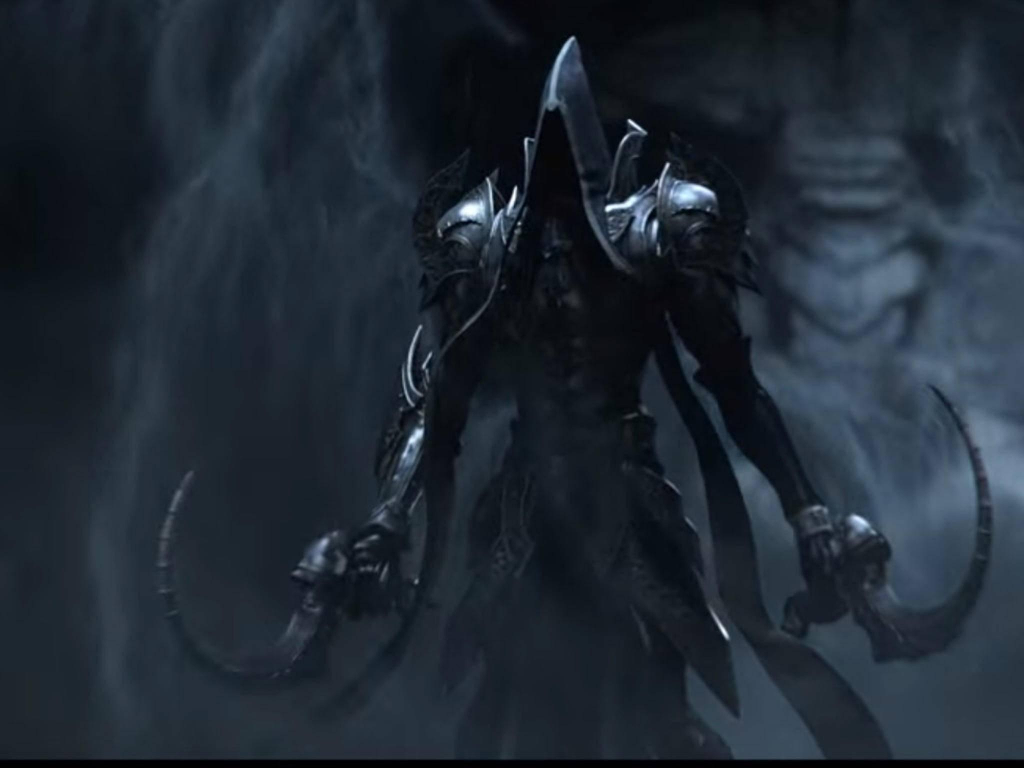 """Die Erweiterung """"Reaper of Souls"""" wird für das """"Diablo 1""""-Remake benötigt."""