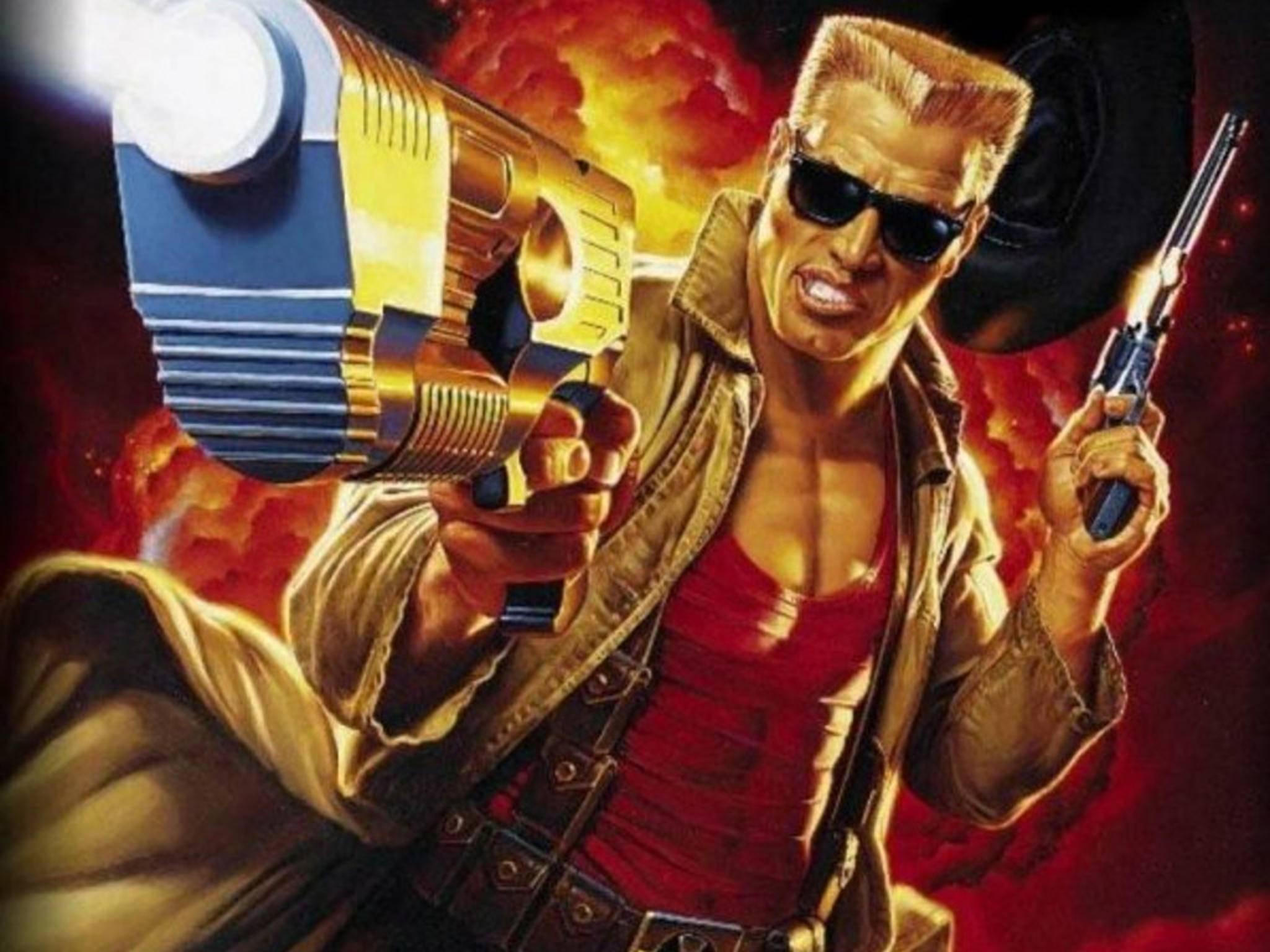Hinweise auf Comeback: Kehrt Duke Nukem zurück?