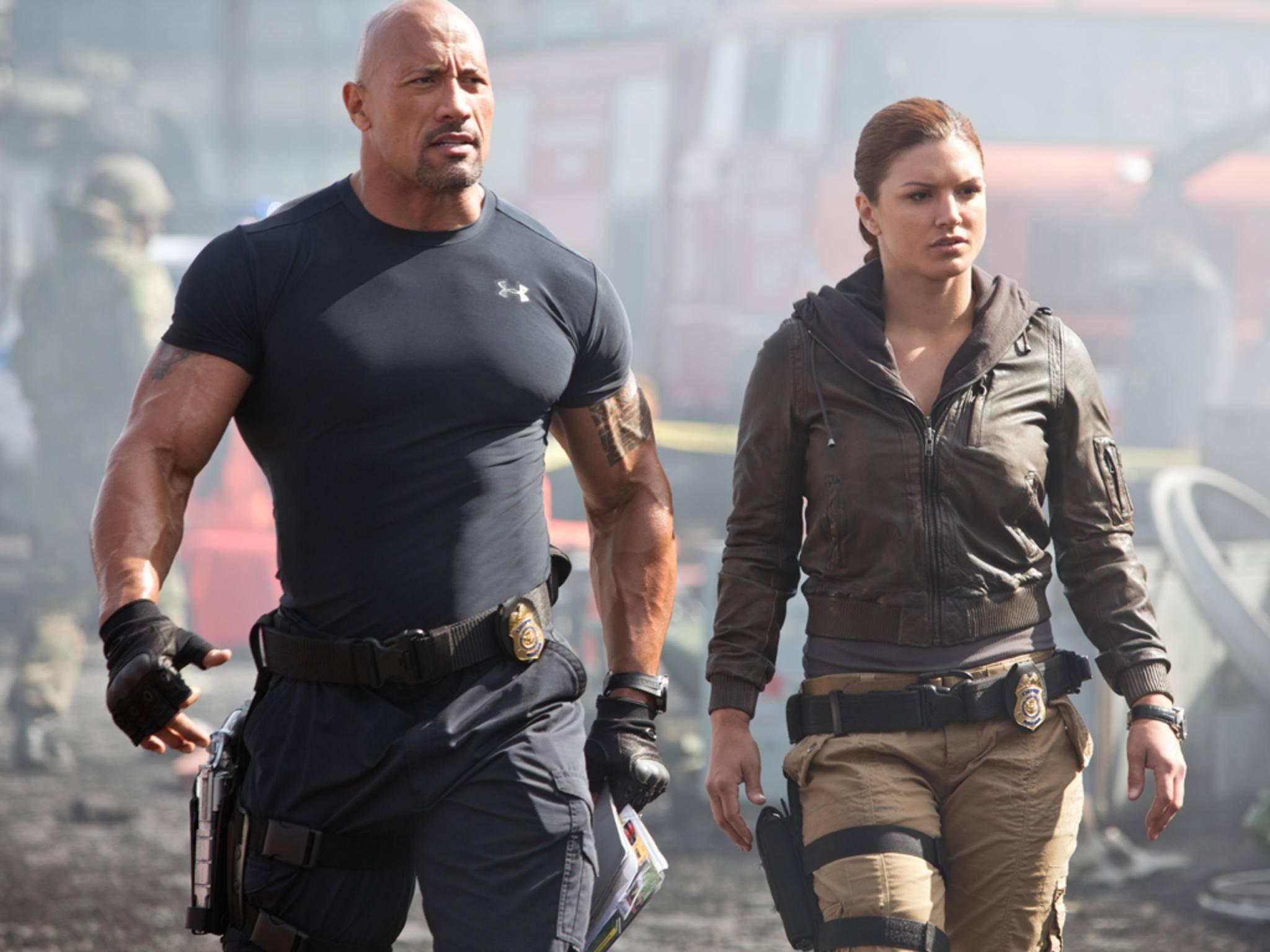 Der knallharte DSS-Agent Luke Hobbs sollte eigentlich gar nicht von Dwayne Johnson verkörpert werden.