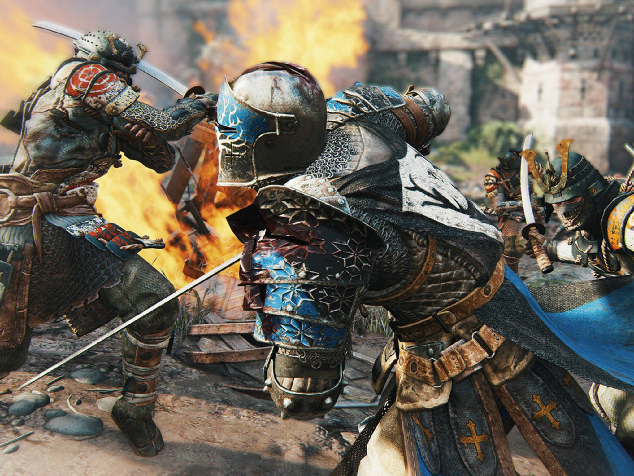 For Honor4