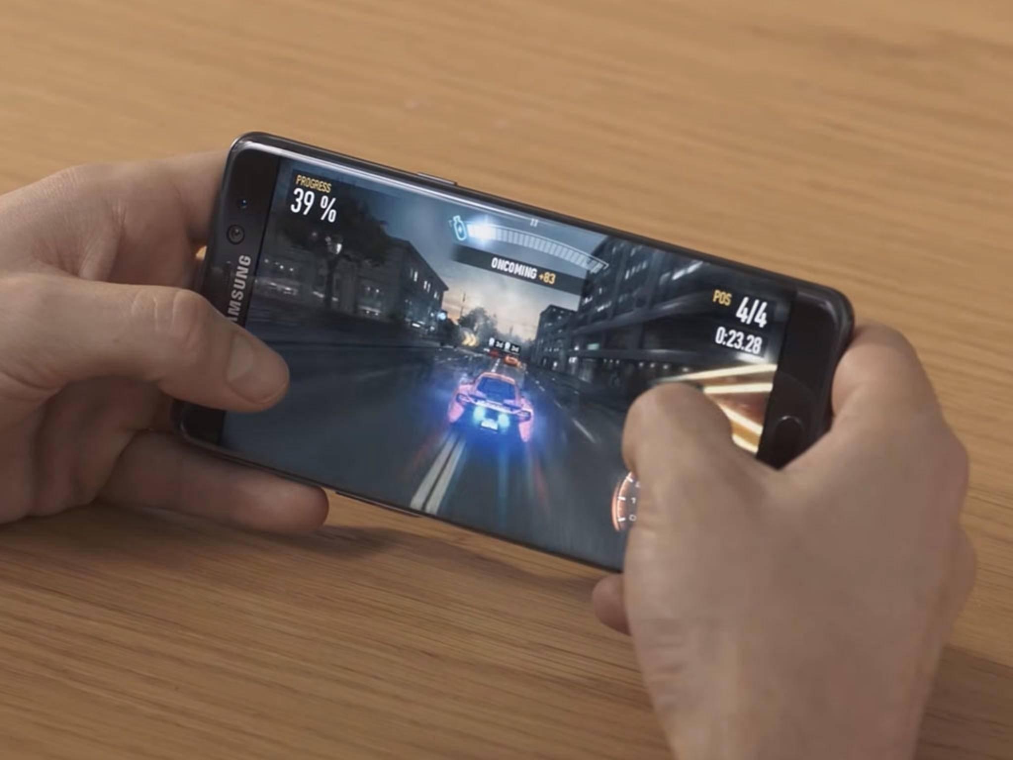 Das Galaxy Note 7 ist zum allgemeinen Spottobjekt geworden.