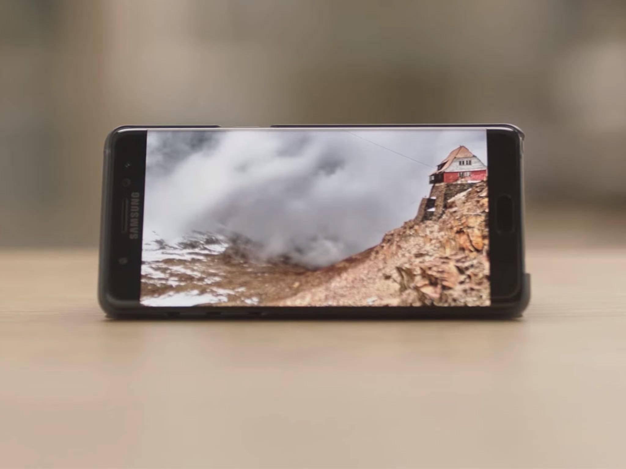 Samsung ruft das Galaxy Note 7 aufgrund eines bei wenigen Geräten defekten Akkus zurück.