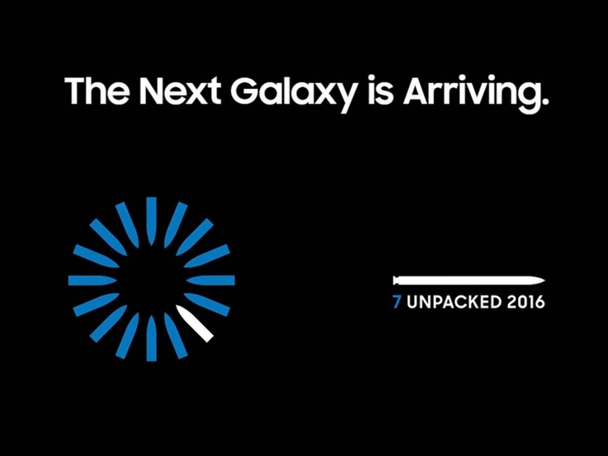 Bei uns verfolgst Du die Vorstellung des Galaxy Note 7 im Liveticker.