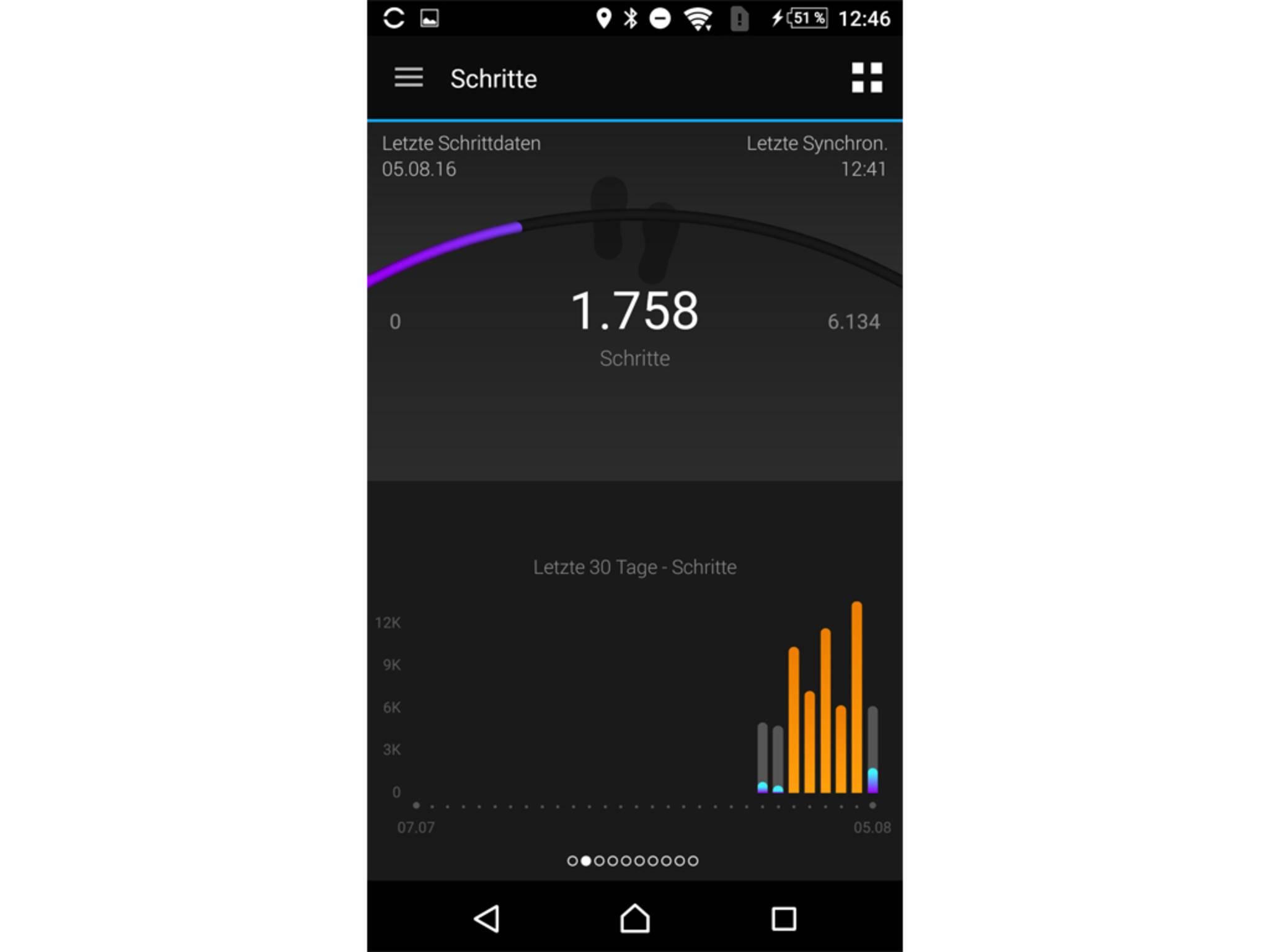 Garmin Connect Mobile App 13