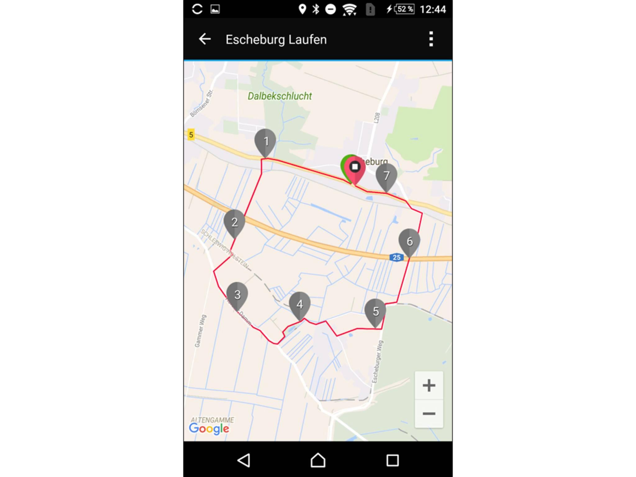Garmin Connect Mobile App 2