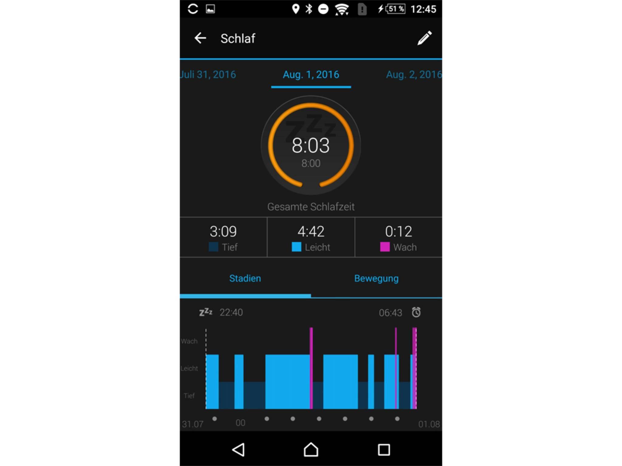 Garmin Connect Mobile App 9