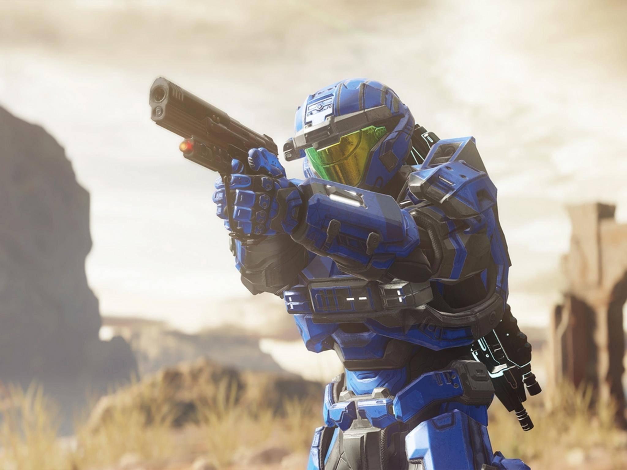 """Die """"Halo 5 Forge"""" erscheint im September für den PC."""
