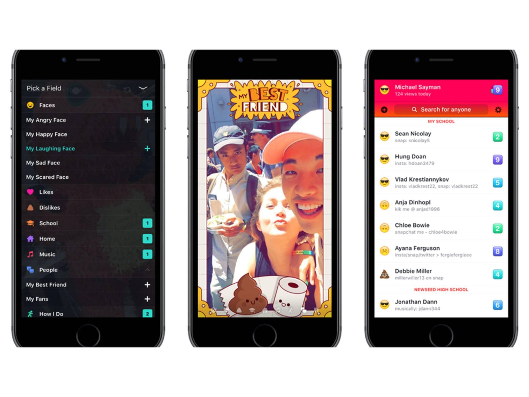 Lifestage ist der neueste Versuch von Facebook, Snapchat Nutzer abzugraben.