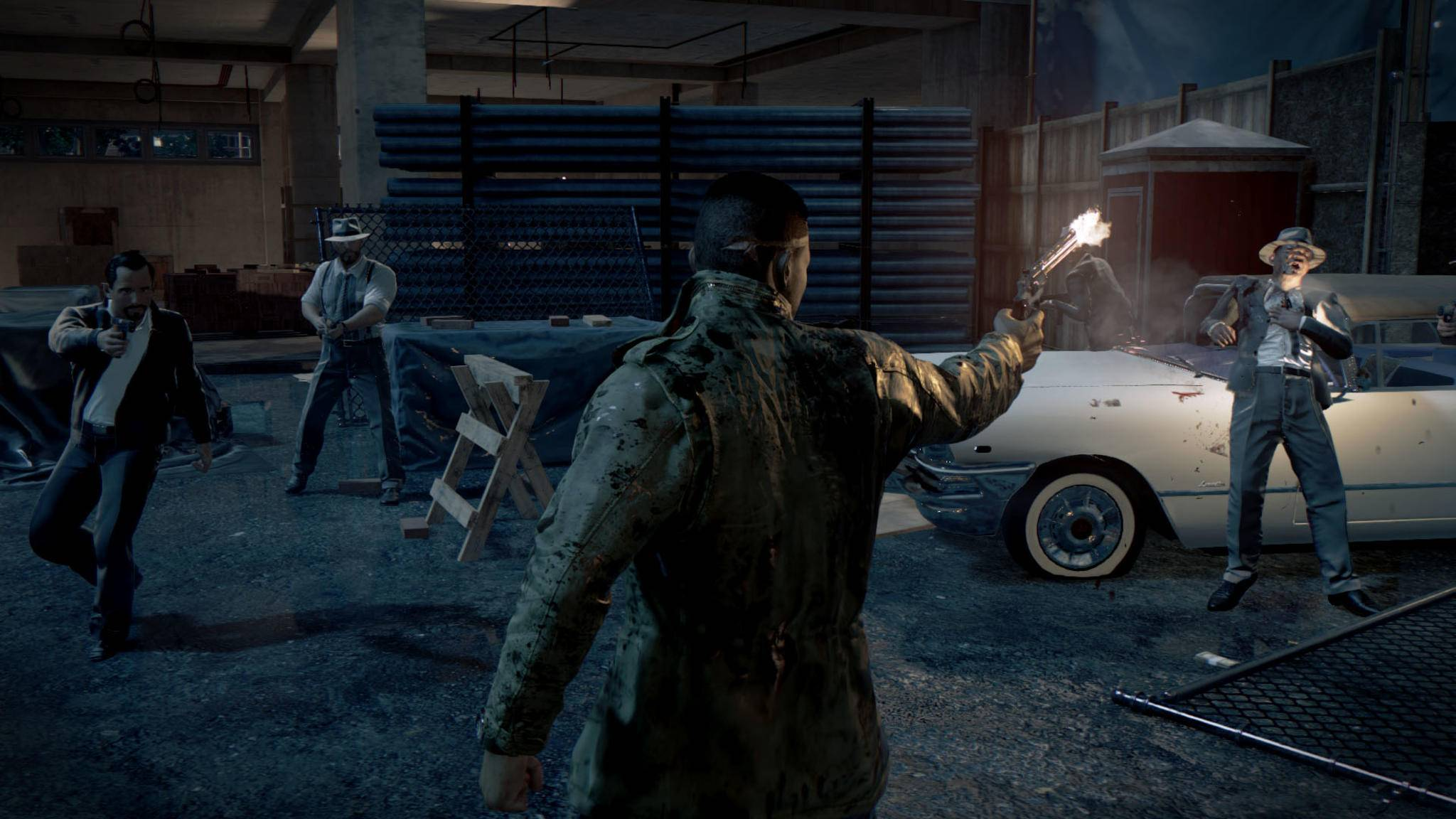 "Screenshot aus ""Mafia III""."