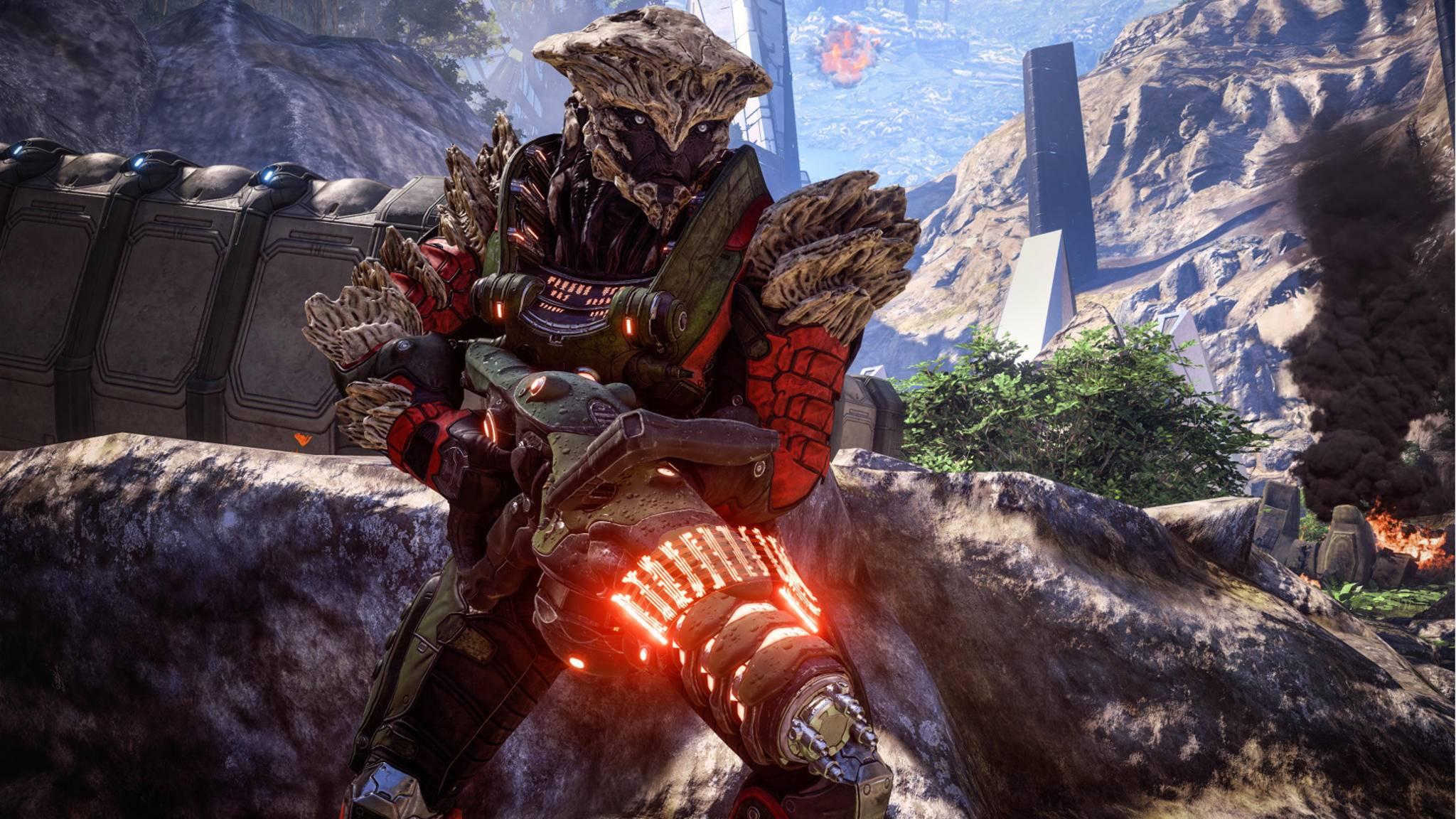 """""""Mass Effect Andromeda"""": Kein überragender Erfolg aber trotzdem nicht Ende der Serie?"""