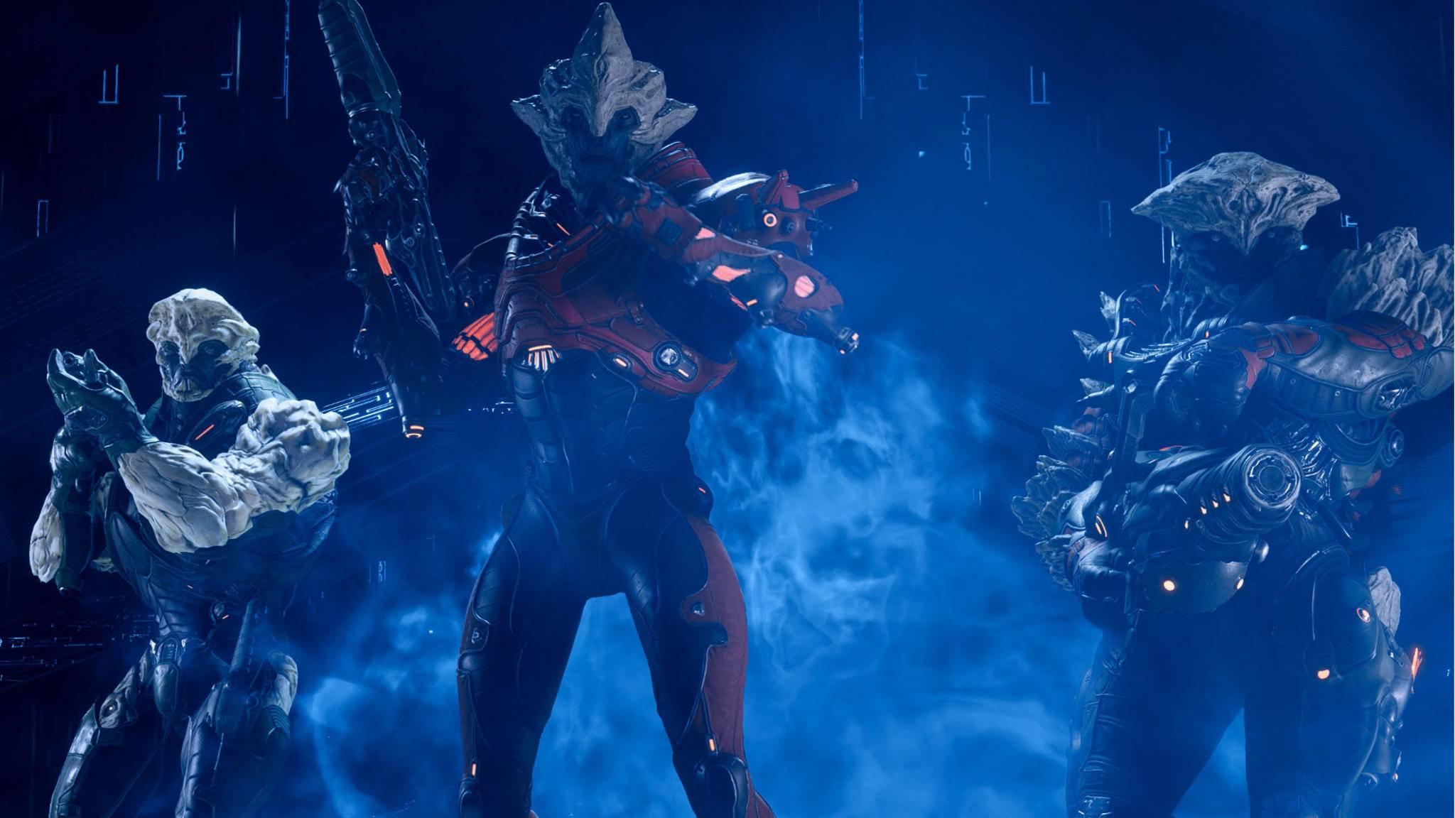 """Jammern auf hohem Niveau: Trotz einiger Schwächen bleibt """"Mass Effect: Andromeda"""" episch."""