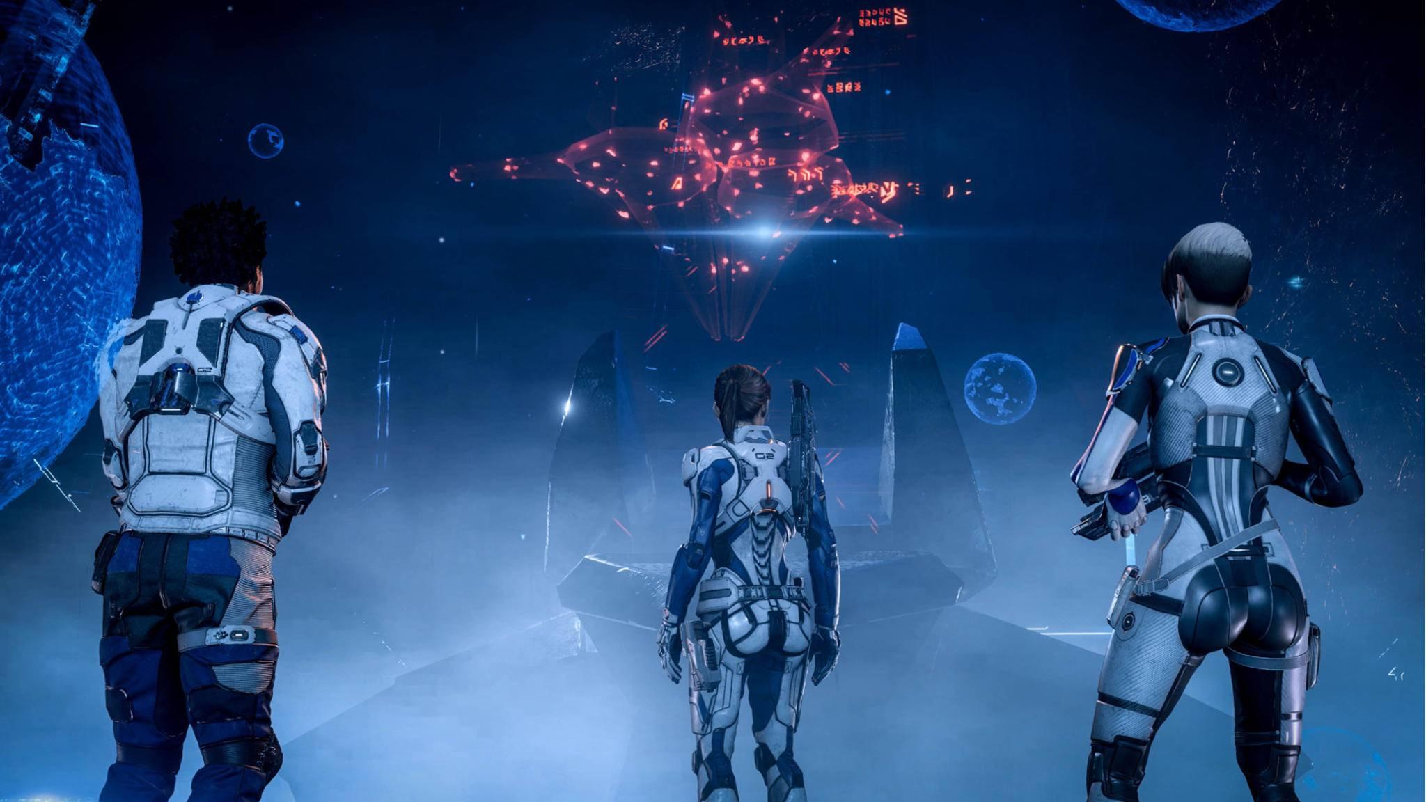 """Hohe Erwartungen: Kann """"Mass Effect: Andromeda"""" die Fußstapfen der Vorgänger füllen?"""