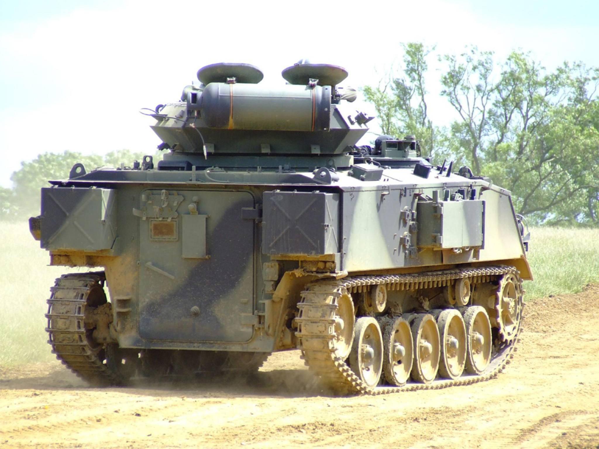 Ein erstes Fahrzeugpatent von Apple erinnert mehr an einen Panzer als an ein Auto.