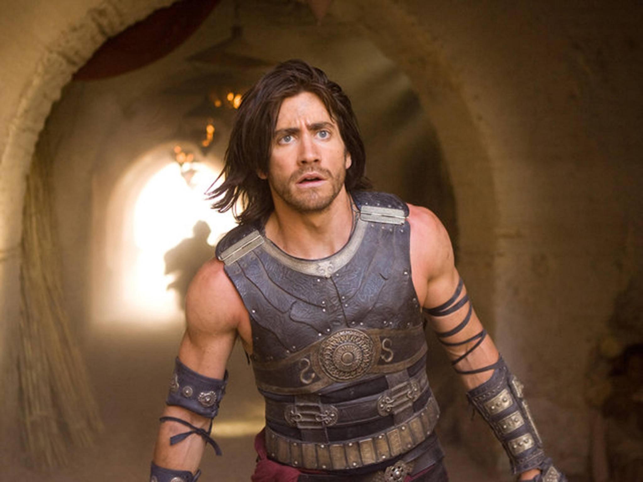 """Jake Gyllenhaal verkörperte in """"Prince of Persia: Sands of Time"""" Hauptfigur Dastan."""