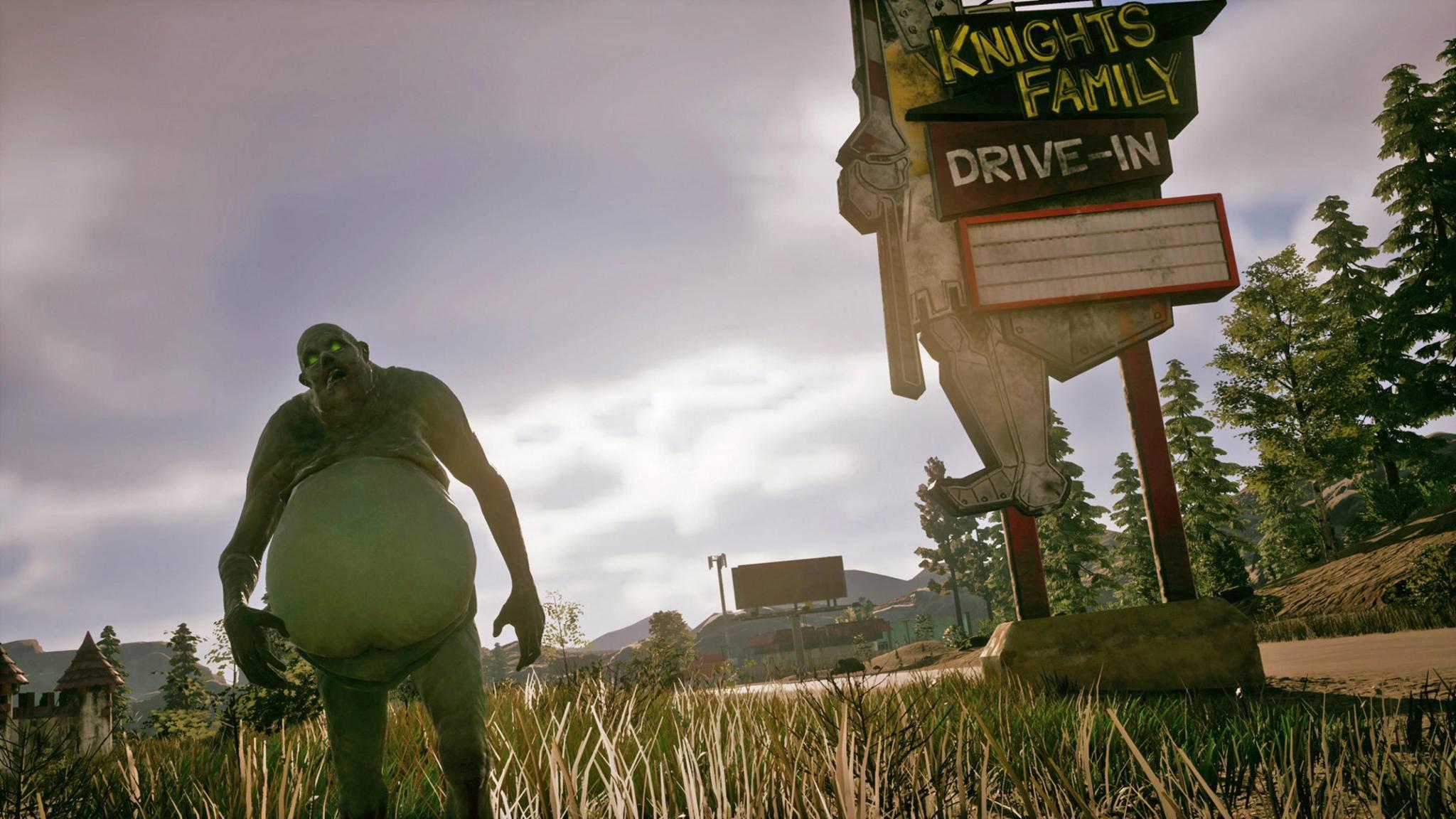 """""""State of Decay 2"""" wird auf der Xbox One X """"lebensechter"""" aussehen."""