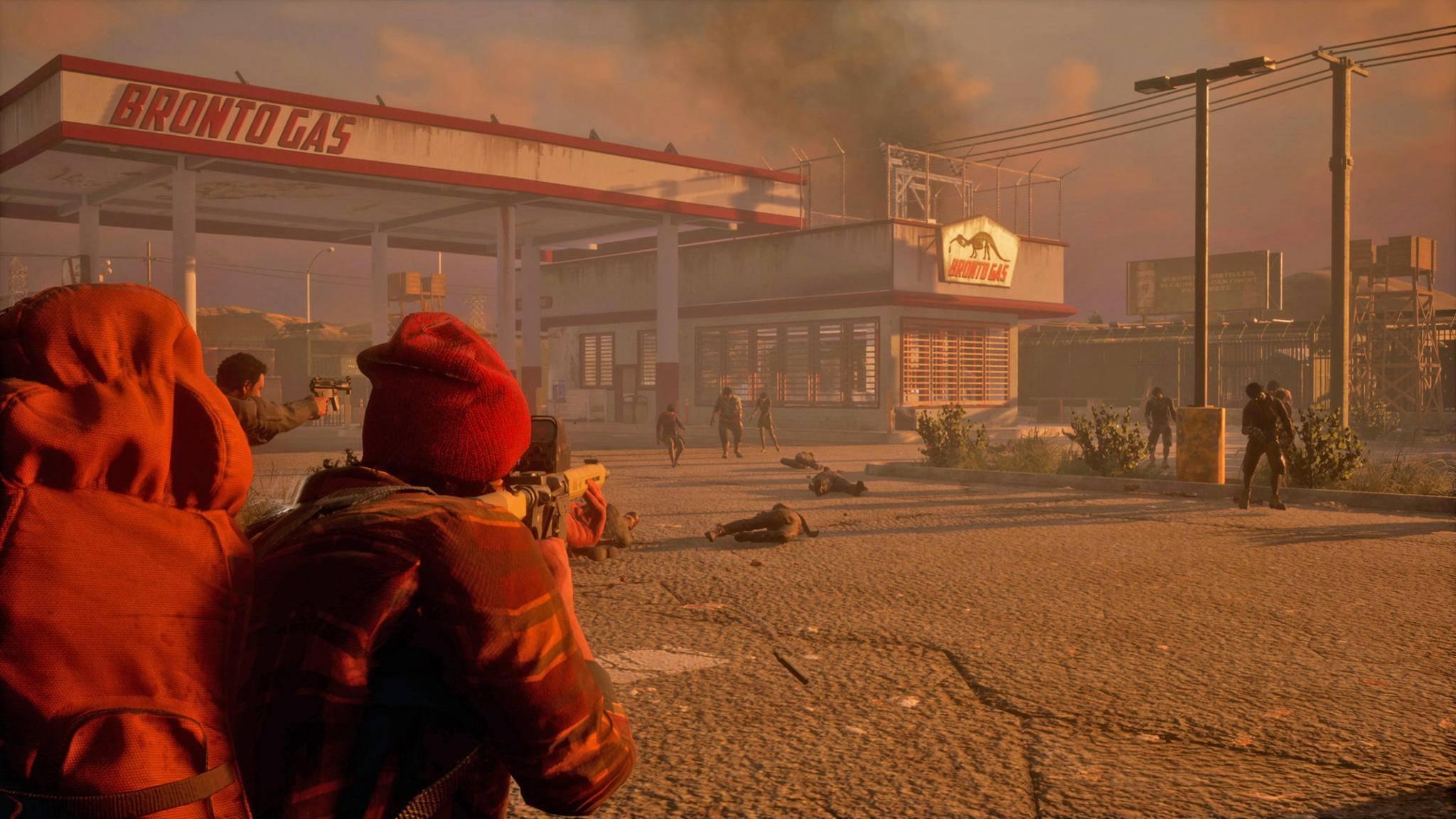 """Ein großer Patch soll das Spielerlebnis von """"State of Decay 2"""" verbessern."""