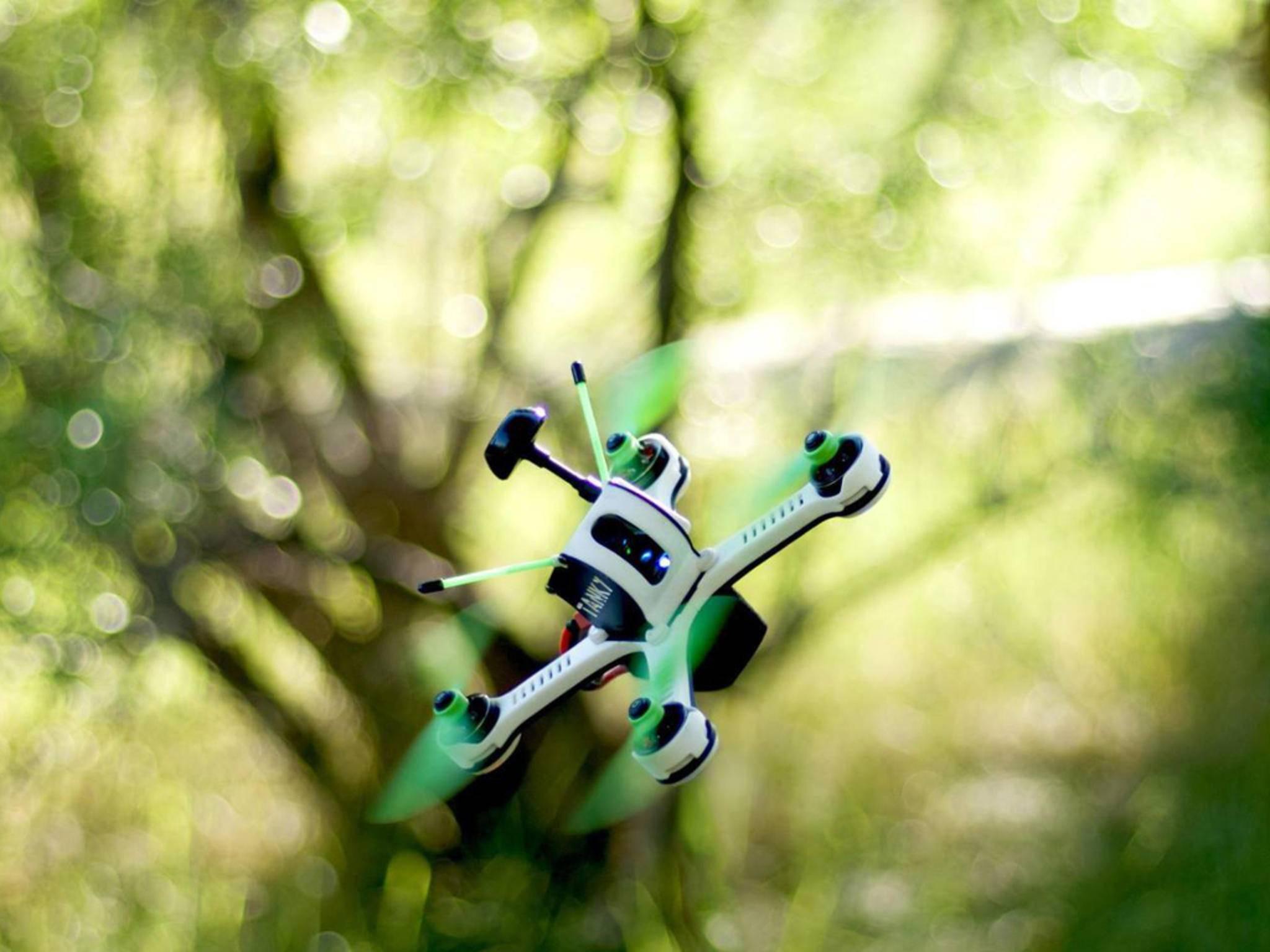 Tanky soll die schnellste Consumer-Drohne der Welt werden.