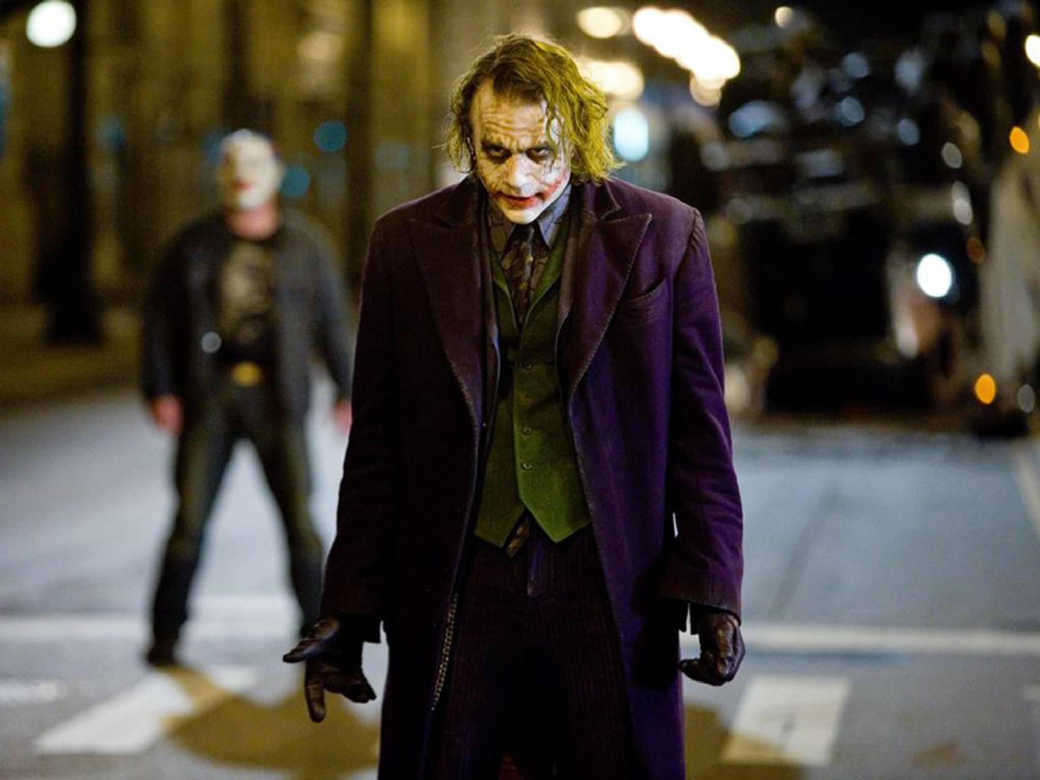 Mit seiner Rolle als Joker hat sich Heath Ledger ein Denkmal gesetzt.