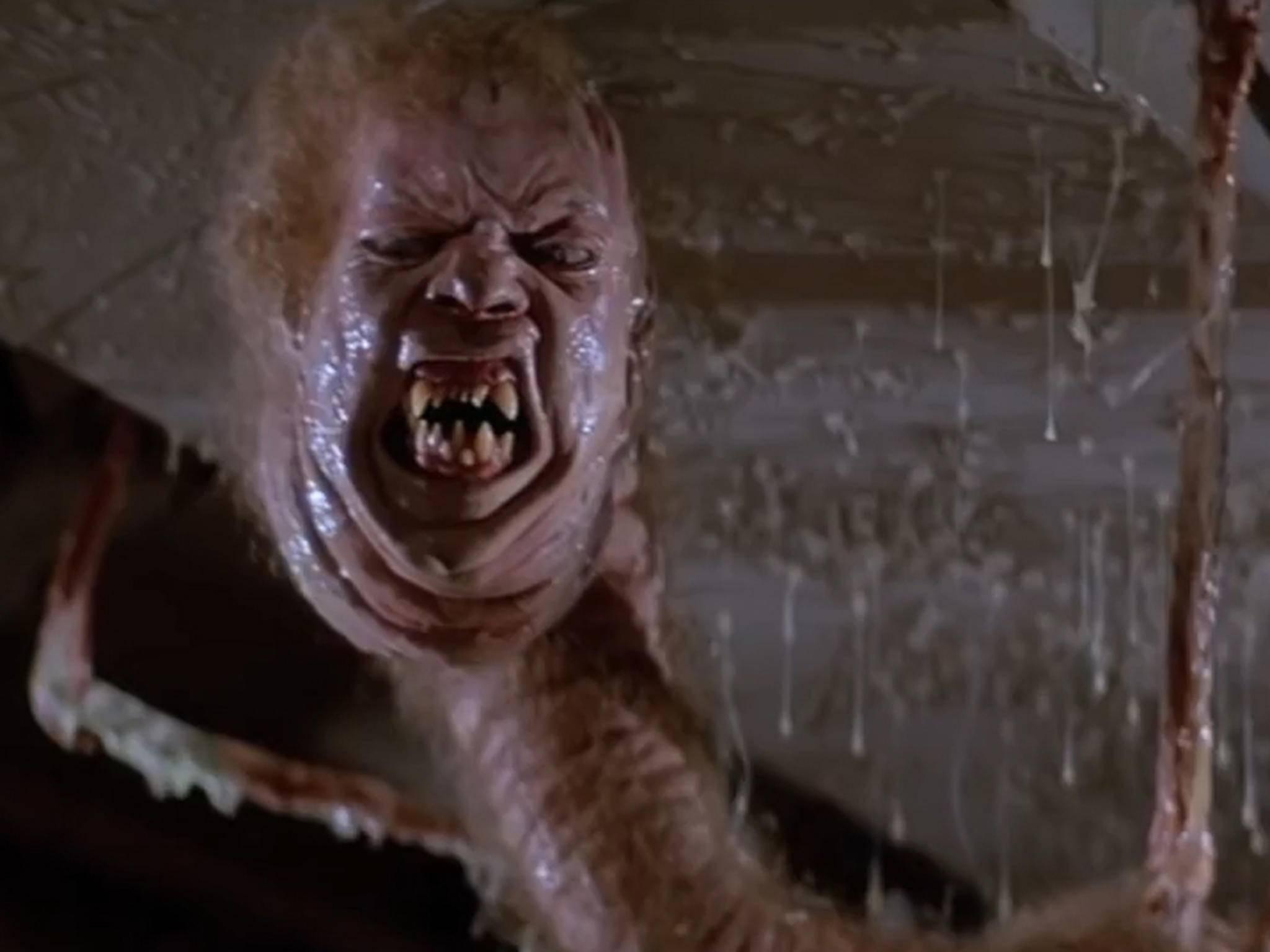 """Ob """"The Thing"""" aus dem gleichnamigen Film schon mal über eine Hautstraffung nachgedacht hat?"""