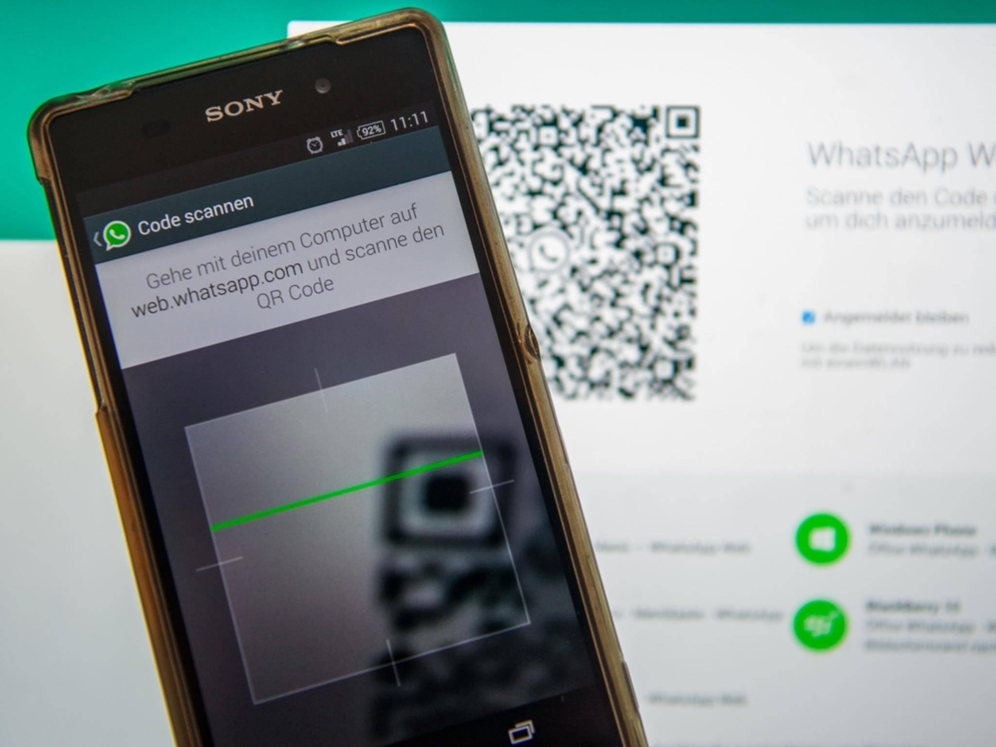 WhatsApp lässt sich auch am PC nutzen – wir verraten Dir, wie das geht.