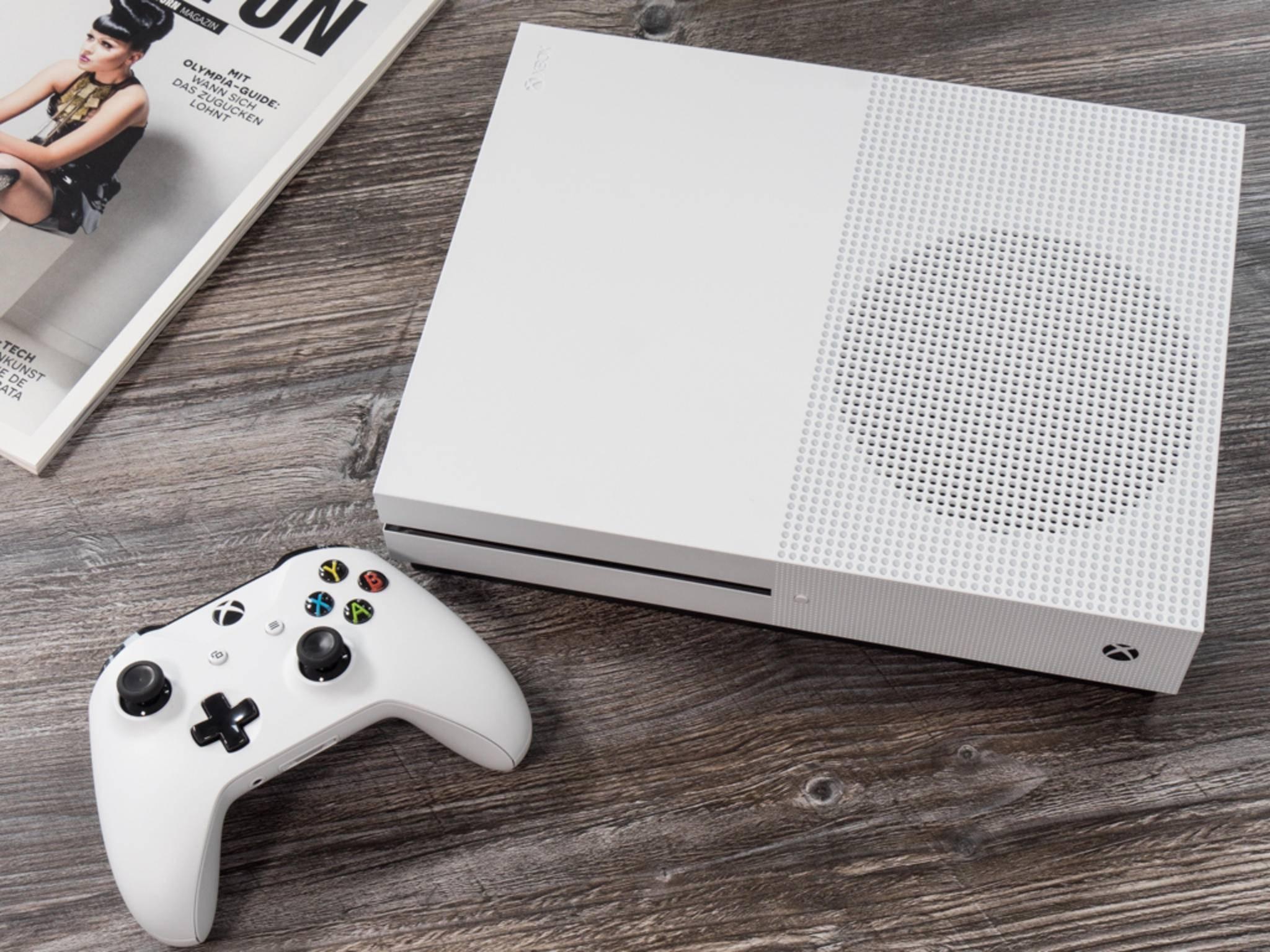 Xbox One S: Microsoft äußert sich erneut zur Unterstützung von Tastatur und Maus.