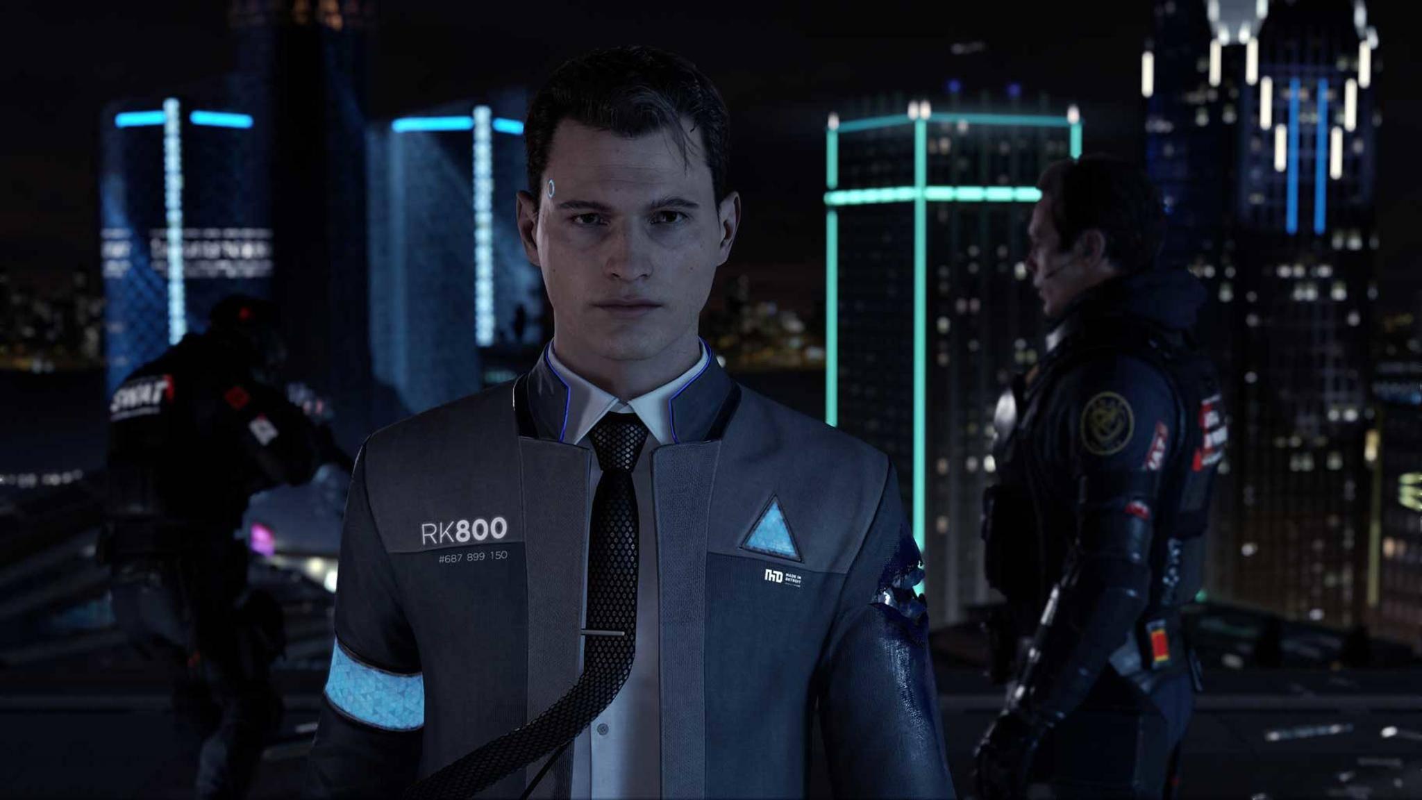 """""""Detroit: Become Human"""" ist sicher nicht für jeden das richtige Spiel."""