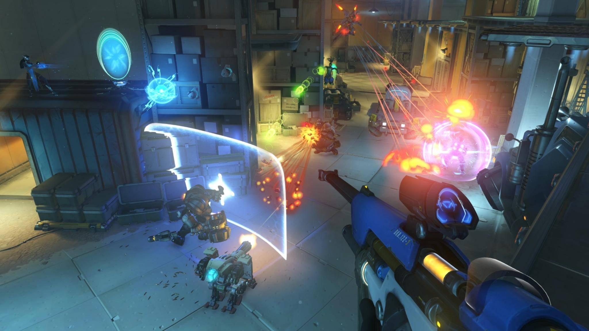 """""""Overwatch"""" ist ein Online-Multiplayer-Shooter von Blizzard."""