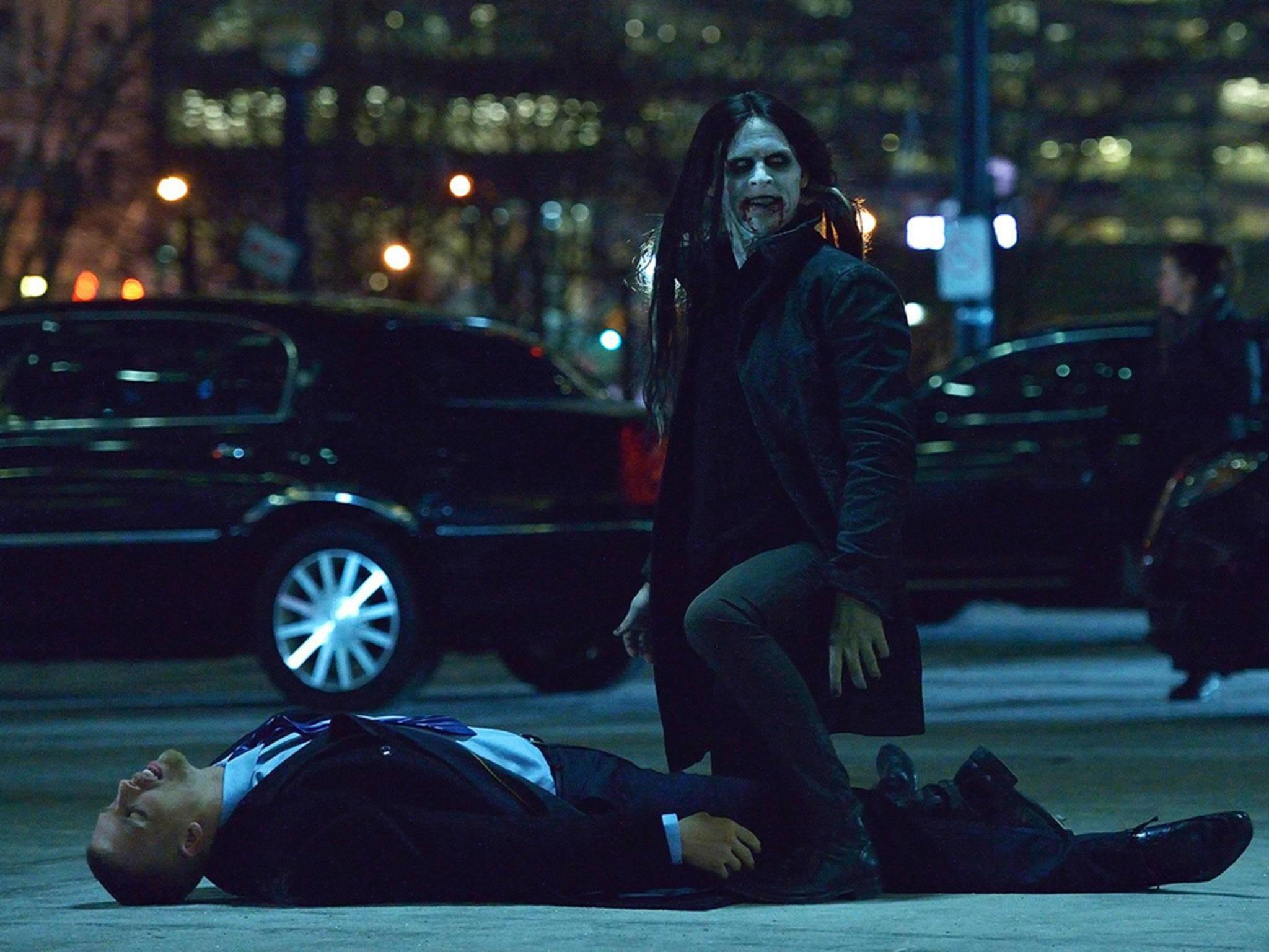 """Vampire gegen Menschen: In einer letzten Staffel """"The Strain"""" wird der Kampf 2017 zu Ende gebracht."""