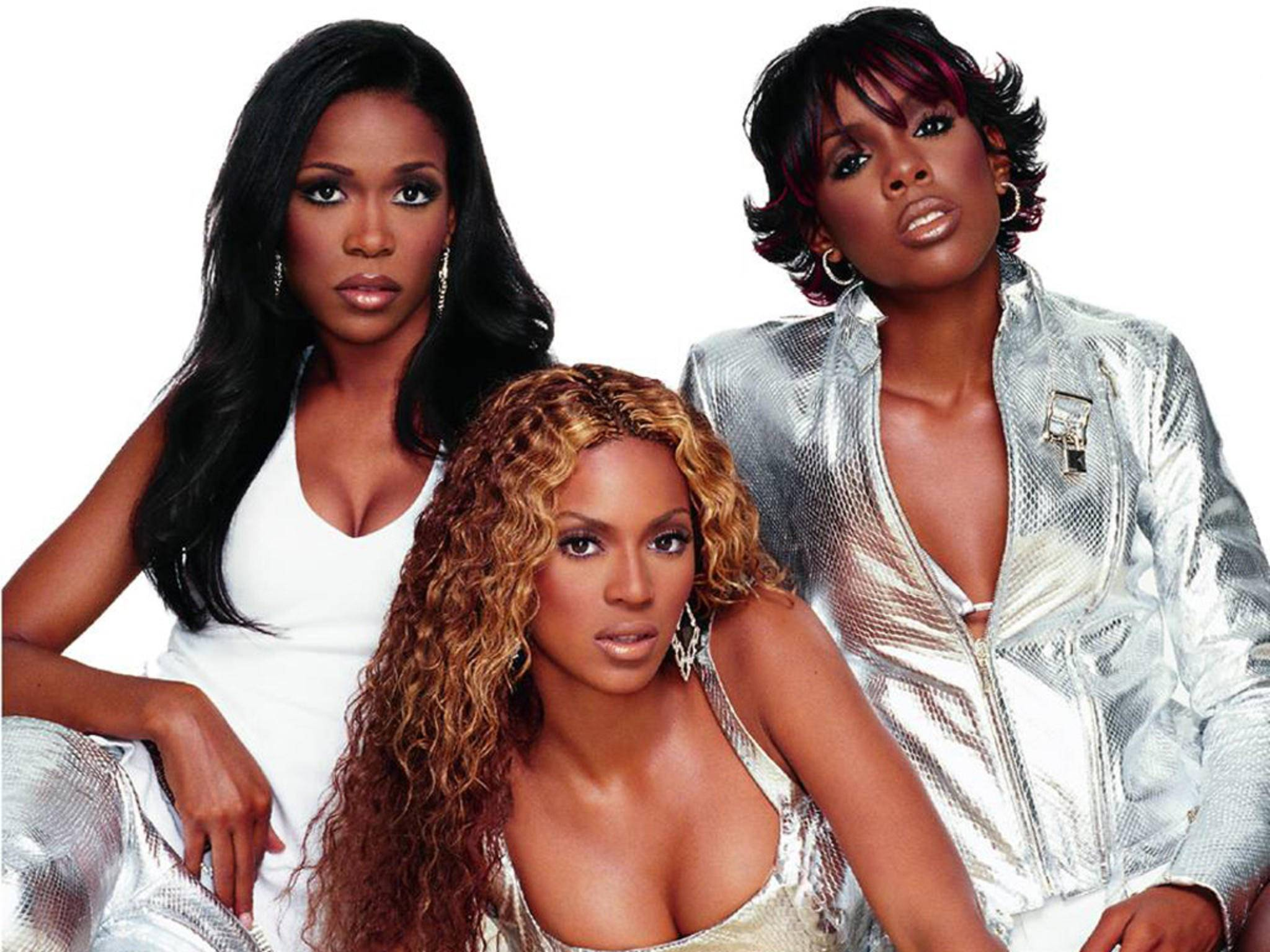 """Damals war Beyoncé noch Teil eines Trios – """"Destiny's Child"""""""