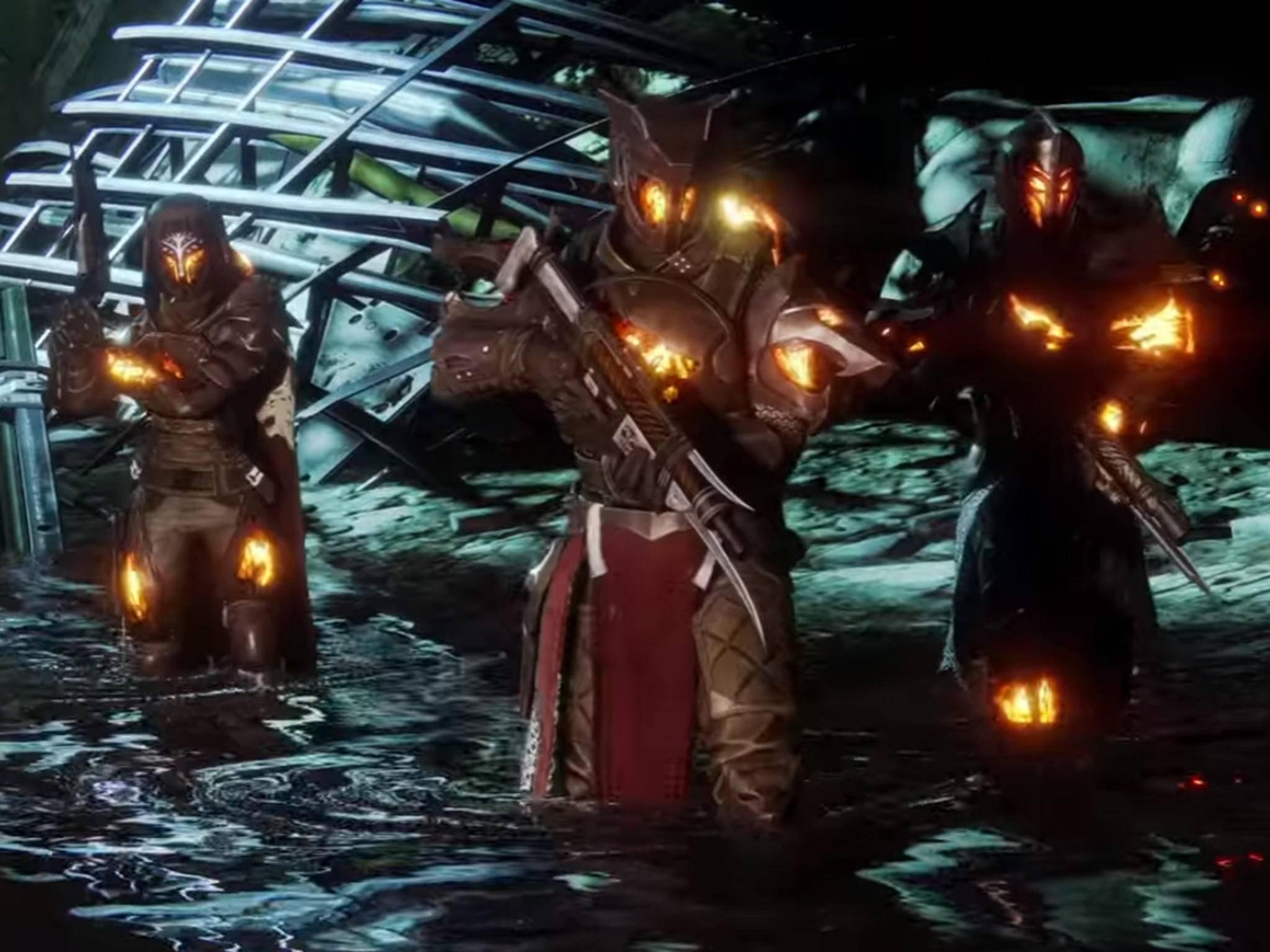 """Der Nachfolger von """"Destiny"""" soll auch PC-Gamer begeistern."""