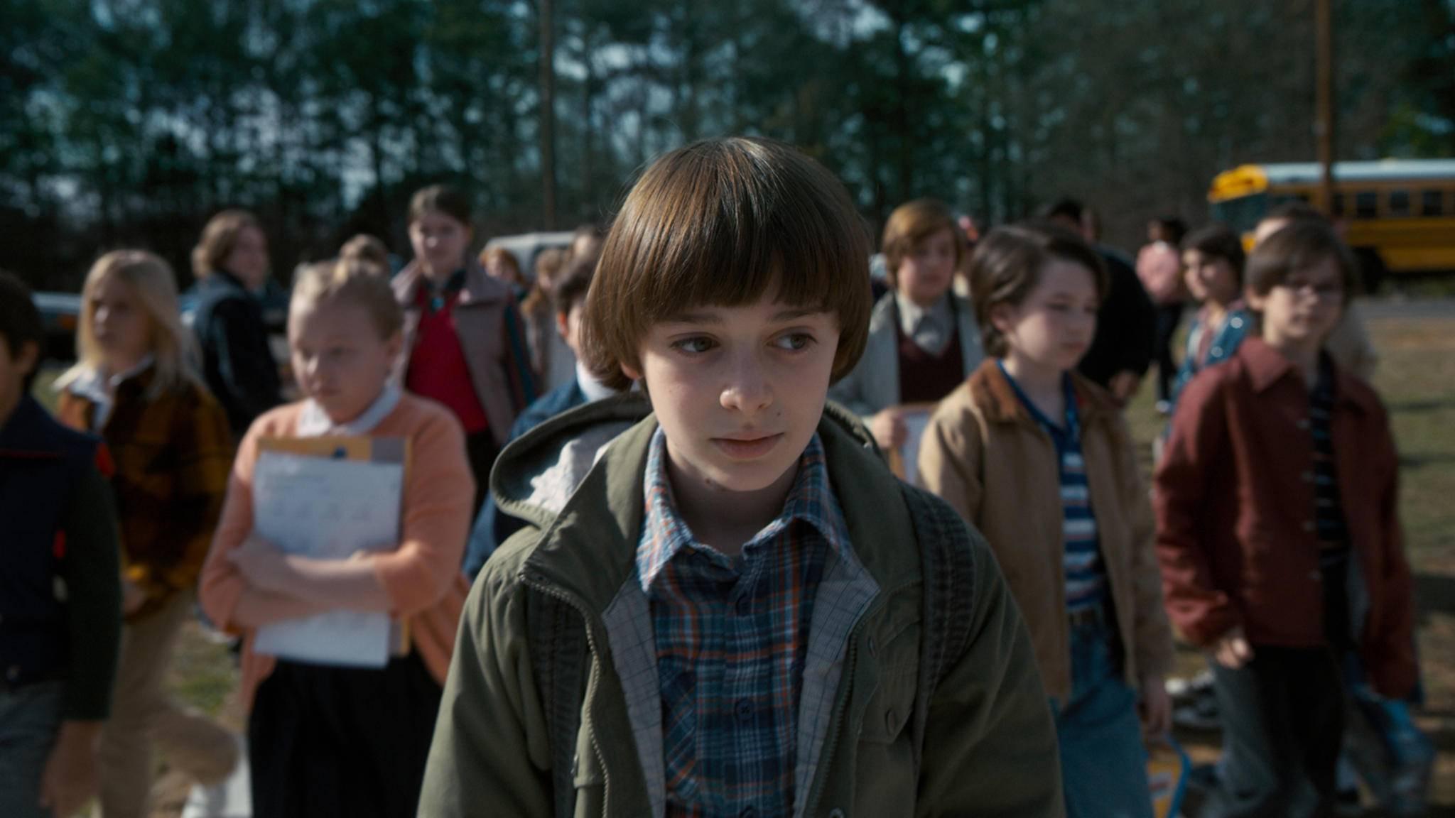 """Will Byers kann die Monster offenbar auch in Staffel 2 von """"Stranger Things"""" nicht abschütteln."""