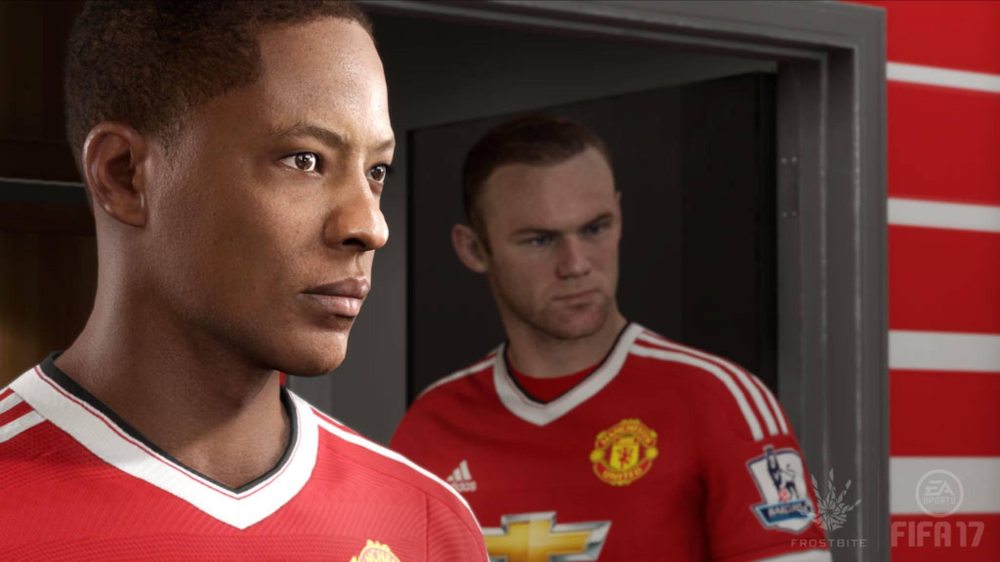 Auch Wayne Rooney weiß: Nur die Leistung entscheidet über Deinen Fortschritt.
