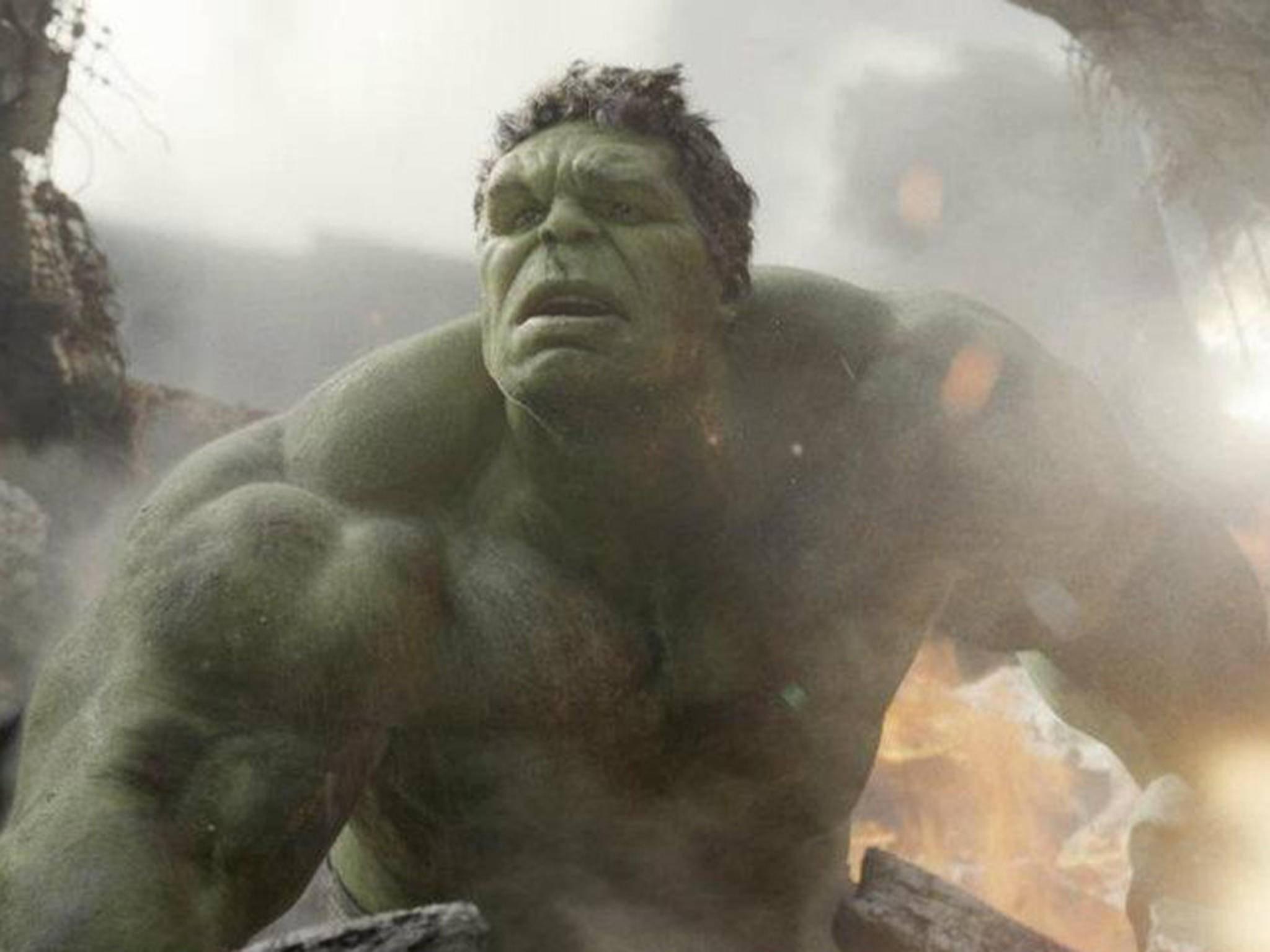 Hulks Fähigkeiten sind ein Segen und ein Fluch zugleich.
