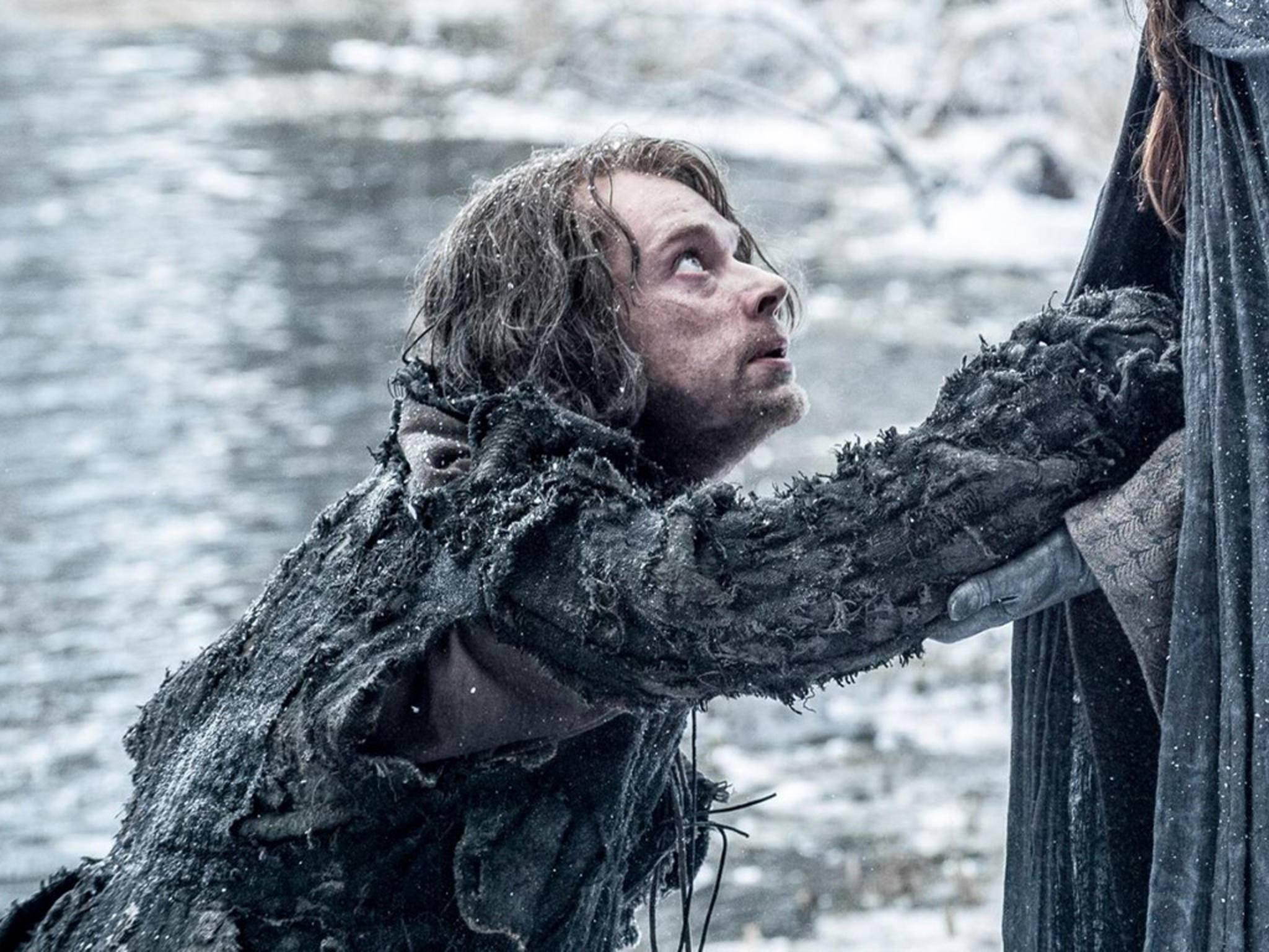 """Auch Alfie Allen sprach für mehrere Rollen in """"Game of Thrones"""" vor."""