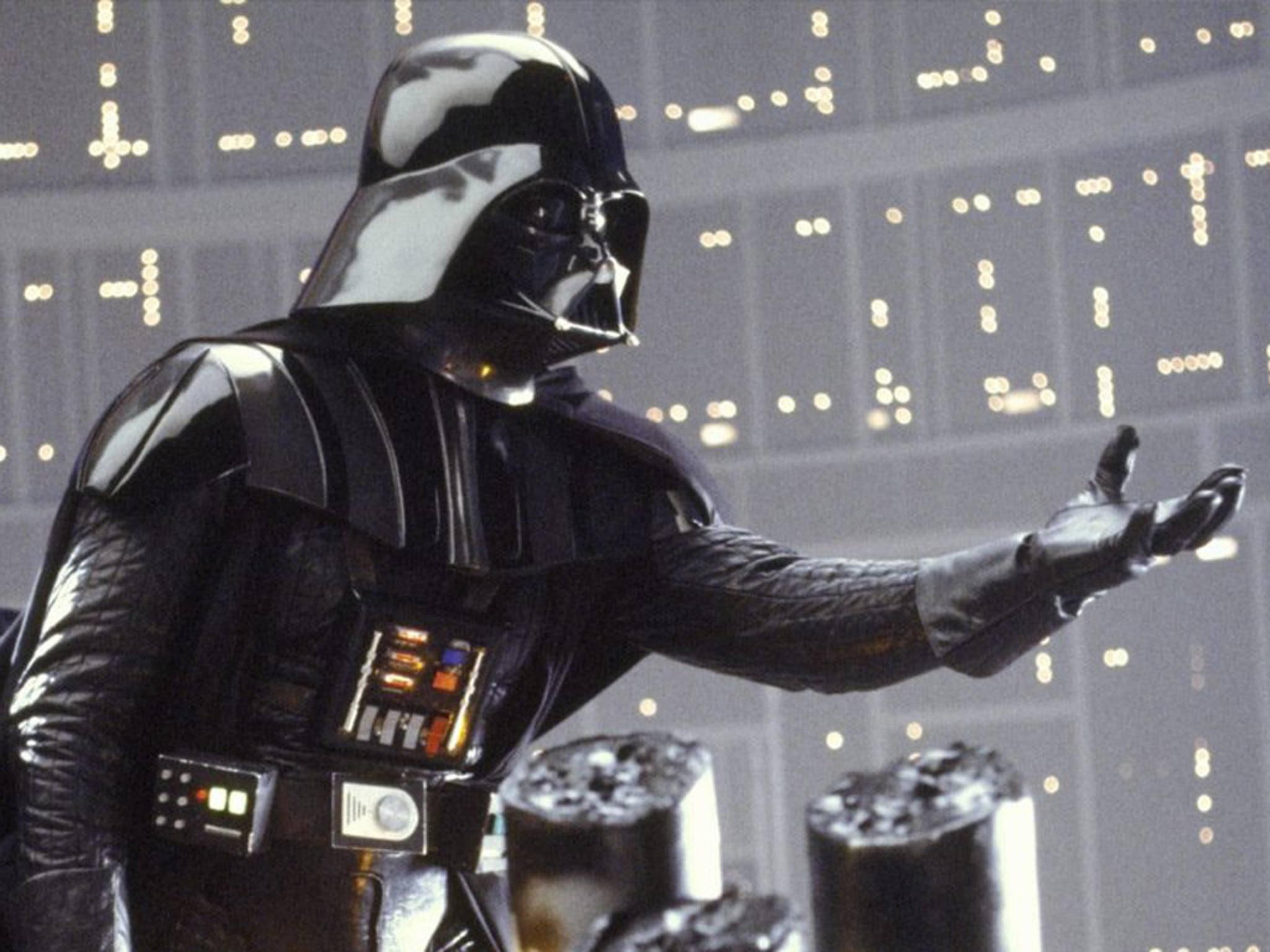 Ein Anzug wie Darth Vader? Gar nicht so unmöglich – dauert nur ein paar (viele!) Jahre.