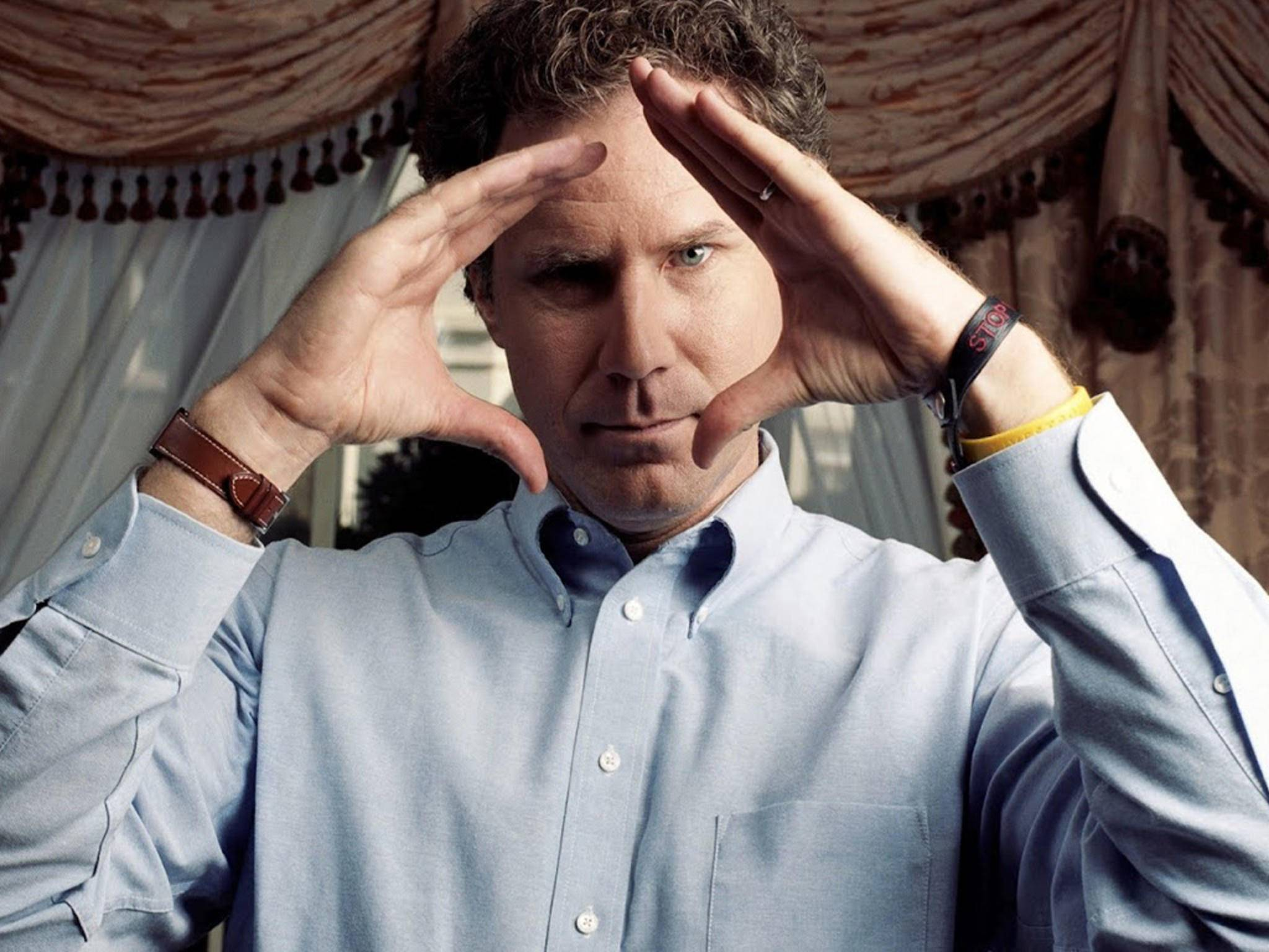 Ein Autogramm? Nicht mit Will Ferrell!