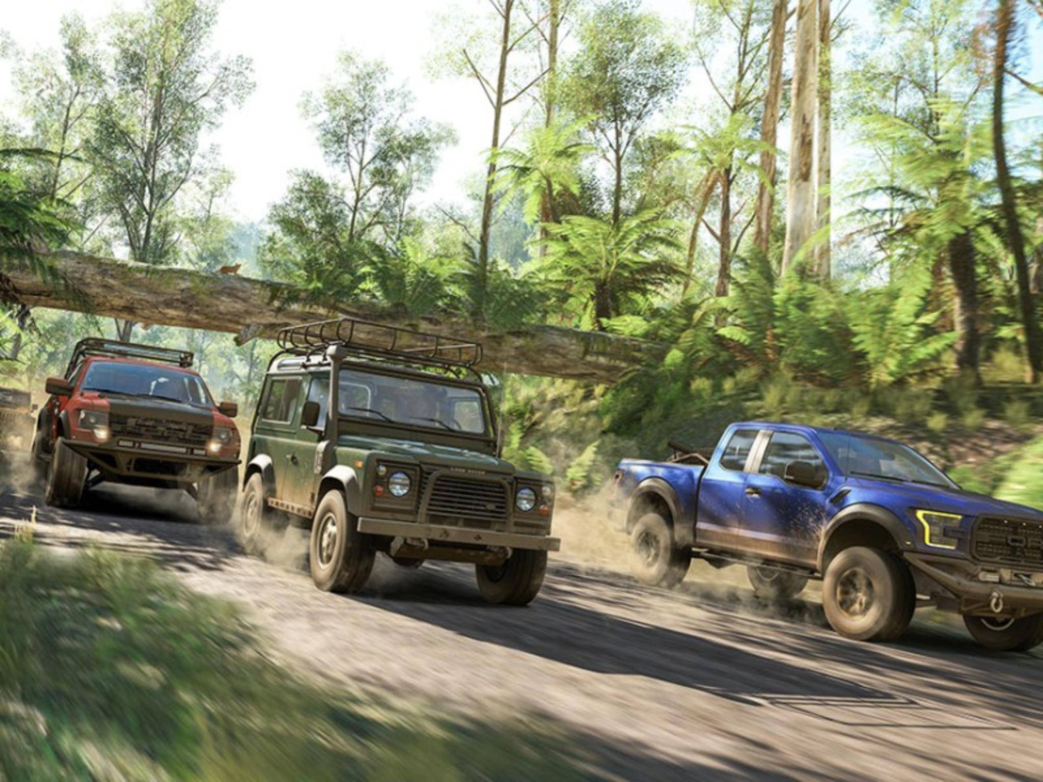 """Das wunderschöne Rennspiel """"Forza Horizon 3"""" erscheint am 27. September."""