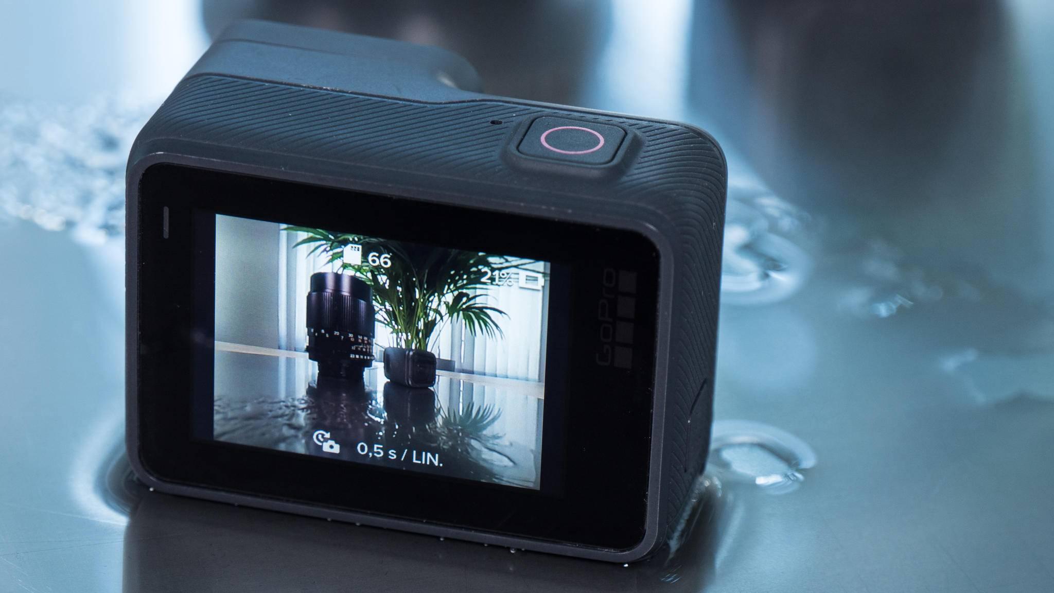 Steht die Nachfolgerin der GoPro Hero 5 bereits in den Startlöchern?
