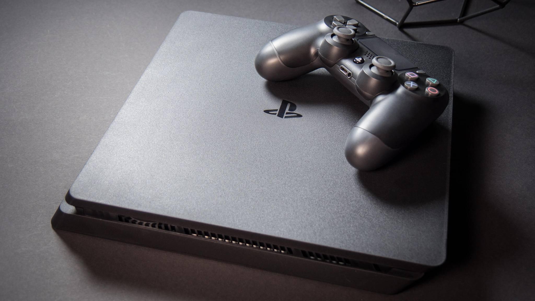 Wer seine PlayStation 4 liebt, sichert sie ab!