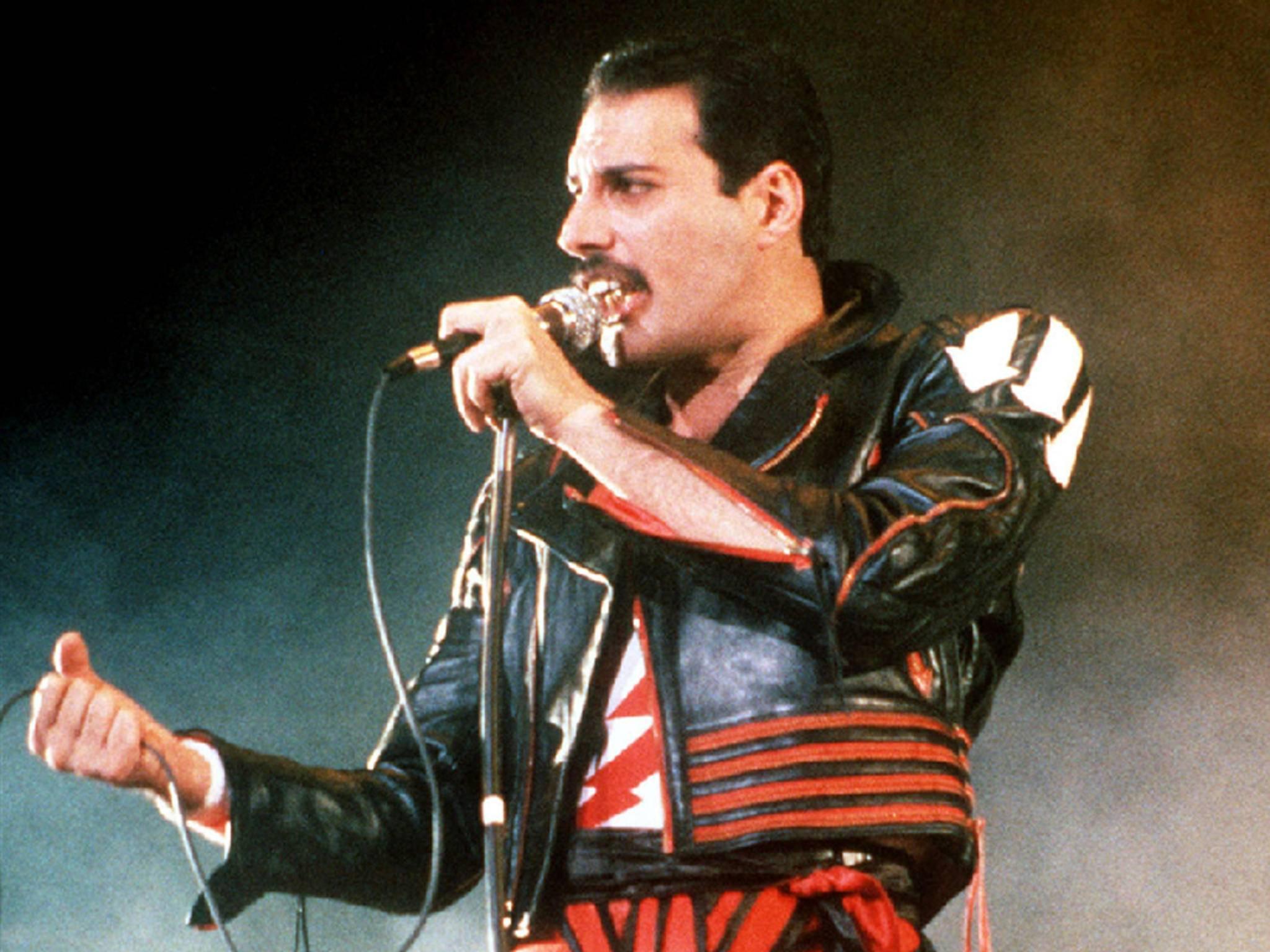 Seit dem 5. September als Asteroid im All unterwegs: Freddie Mercury