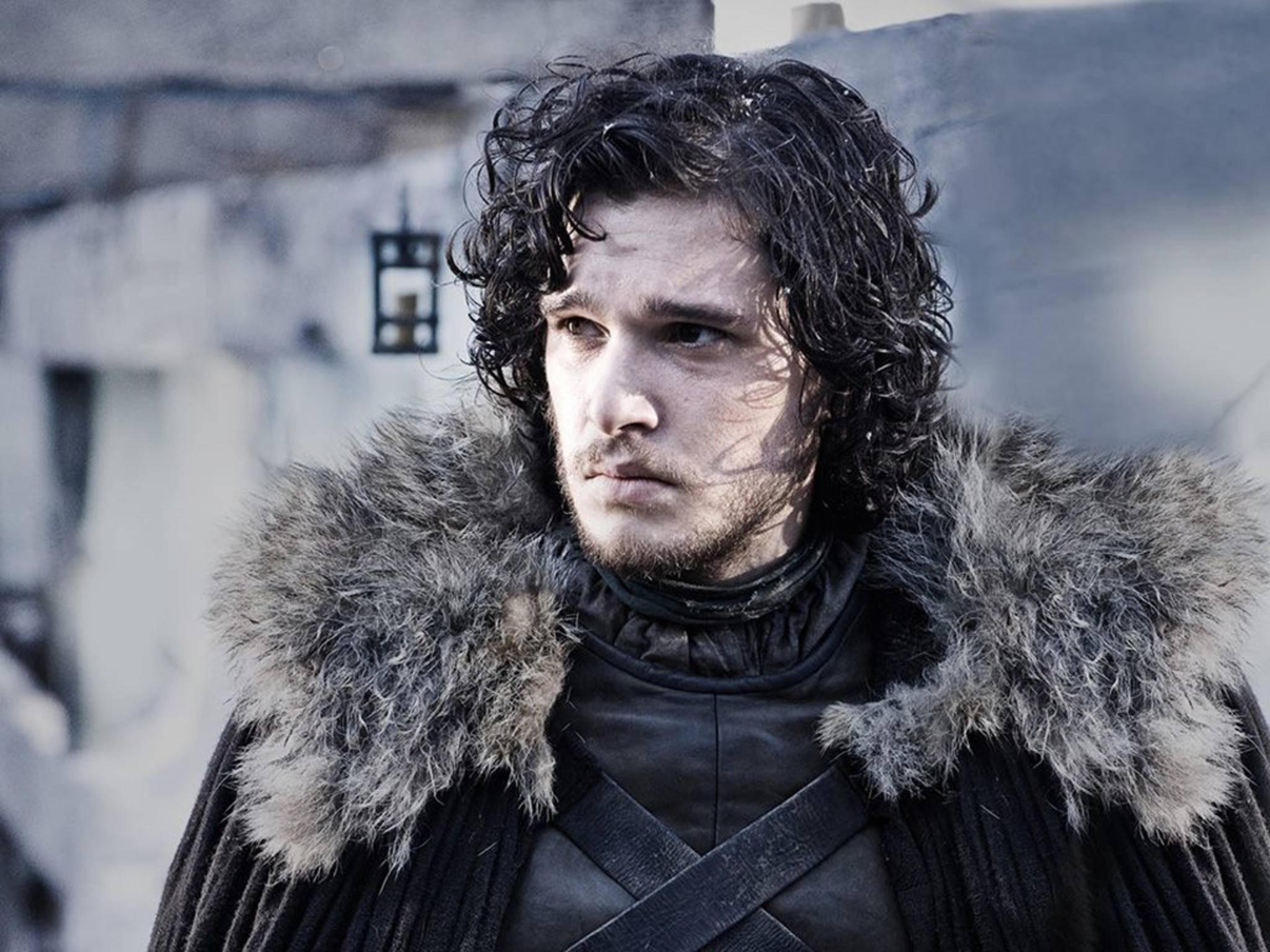 Jon Snow ist der Spitzenkandidat der mächtigen GOT-Partei.