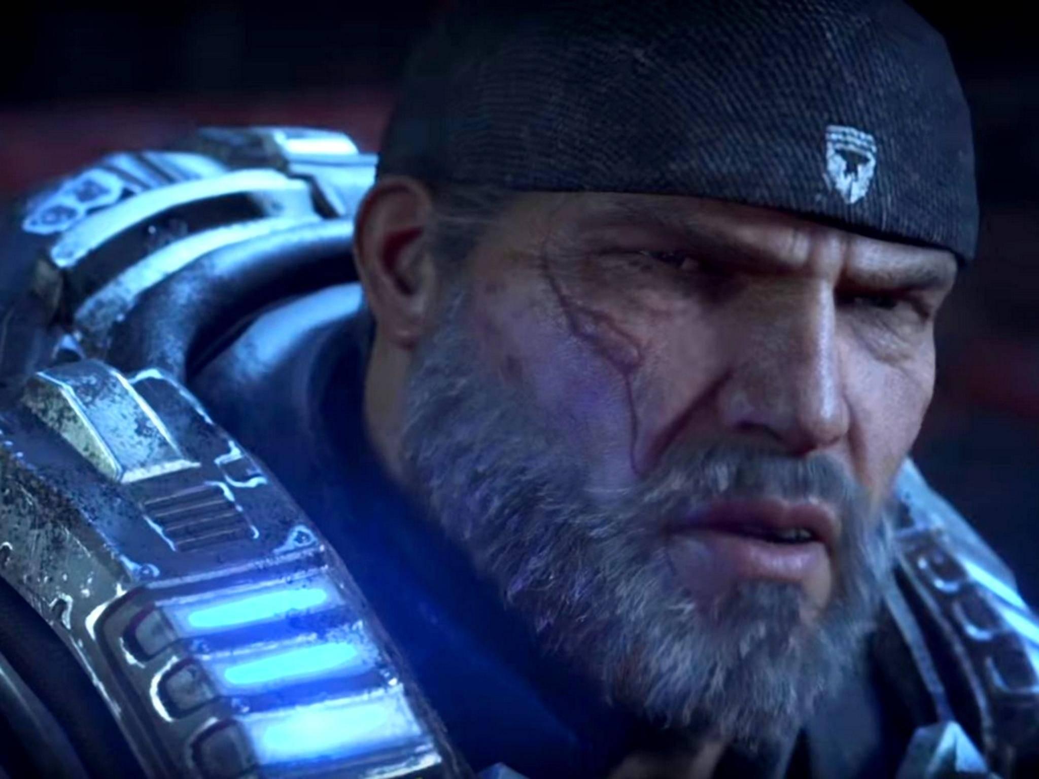 """Vor dem ersten Zocken benötigt """"Gears of War 4"""" einen umfangreichen Patch."""