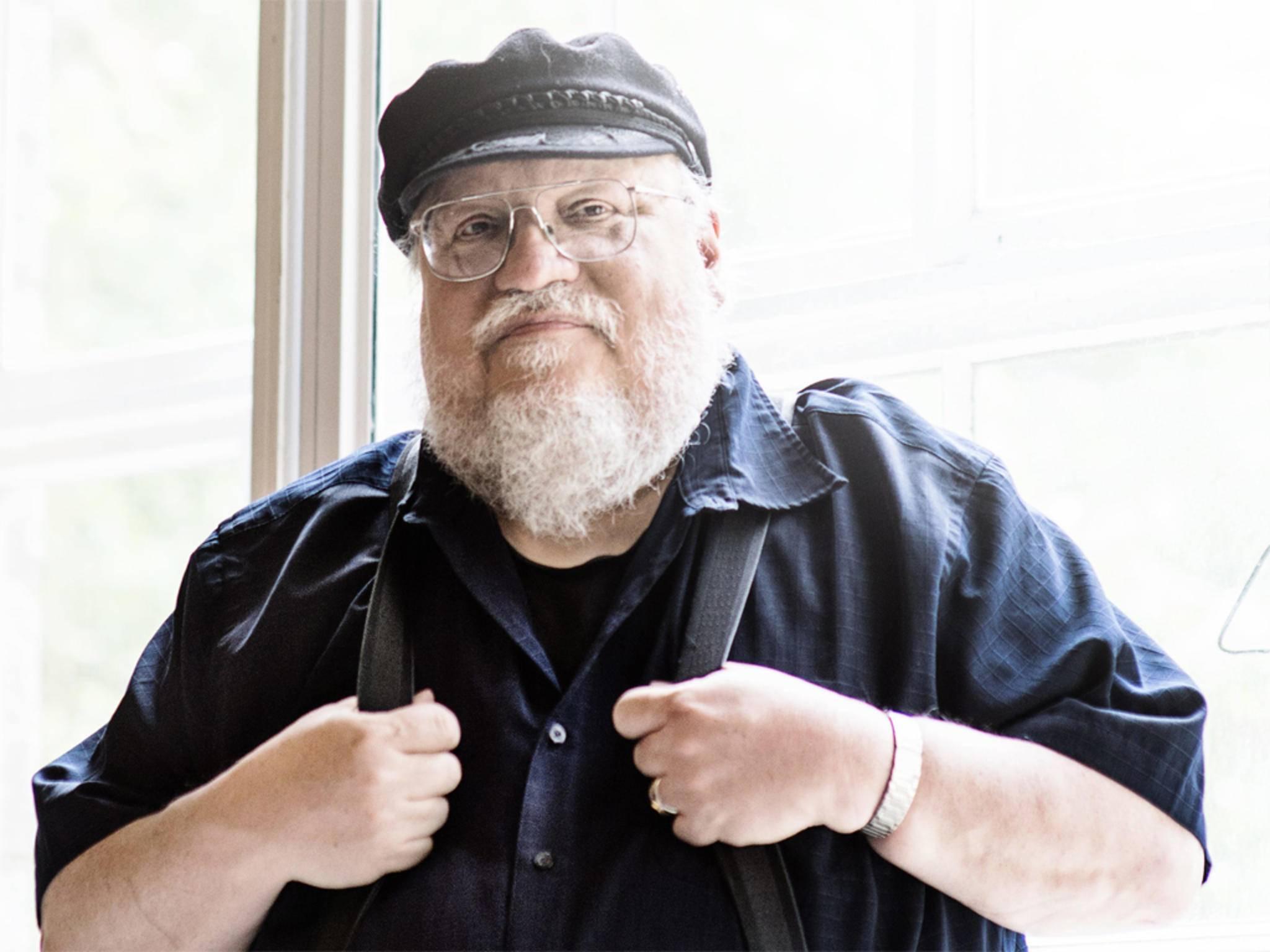 """George R.R. Martin sieht eine mögliche Zukunft für das """"Game of Thrones""""-Franchise."""