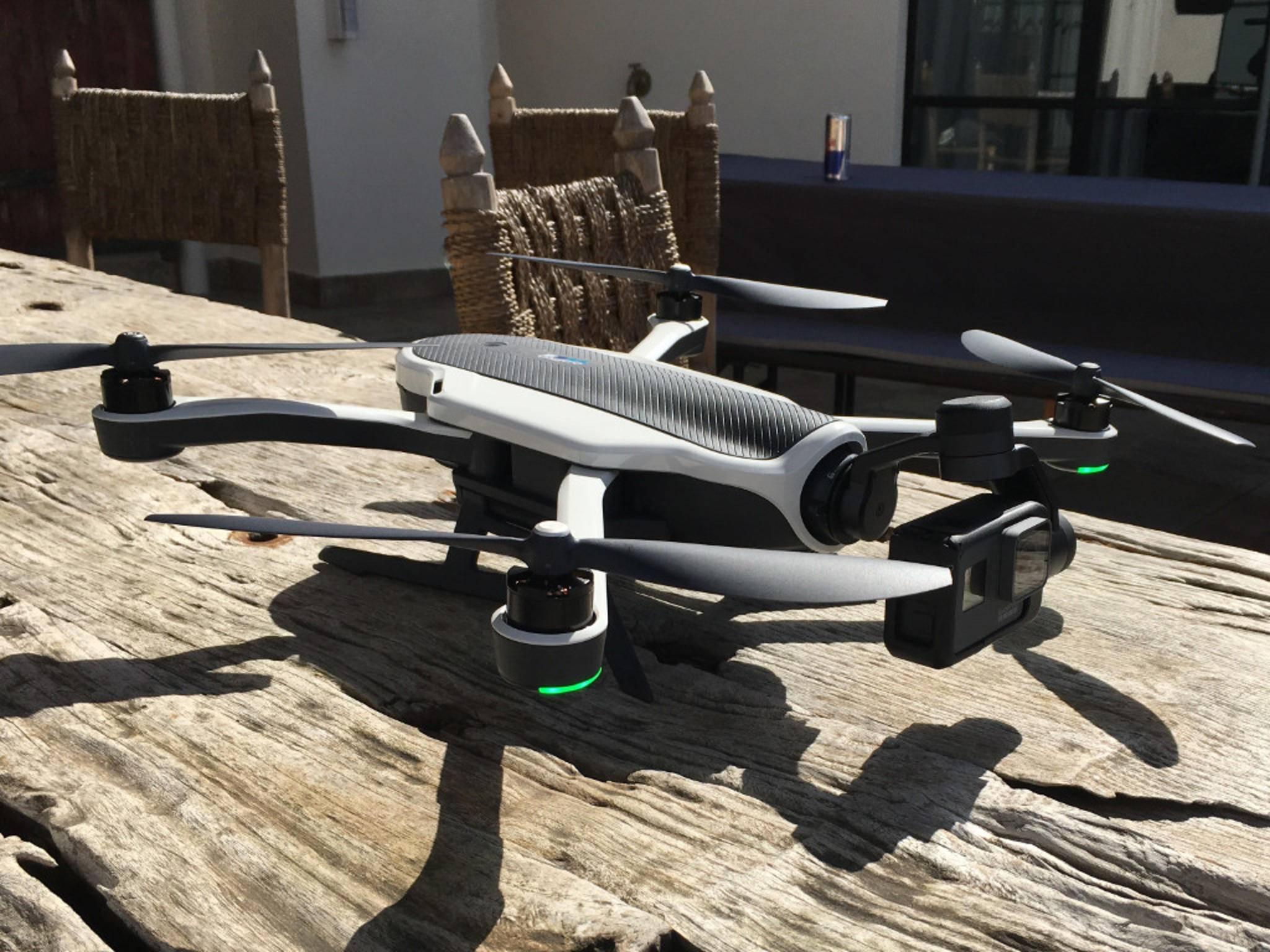 GoPro ruft die Karma-Drohne wegen Problemen mit der Stromversorgung zurück.