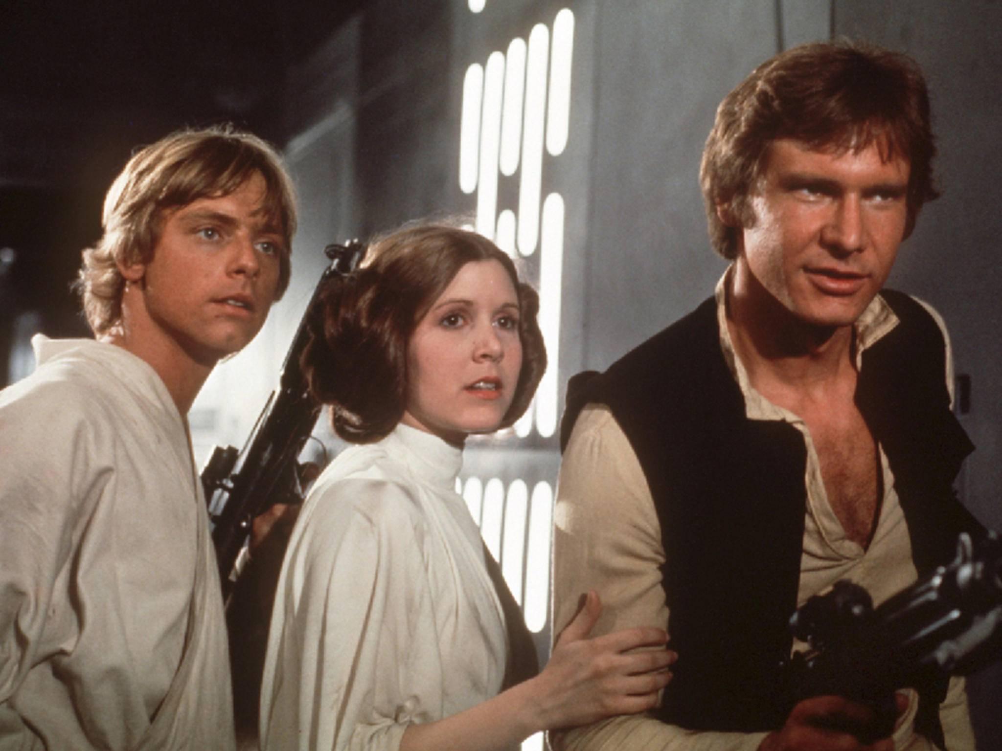 """Eigentlich wollte Harrison Ford am liebsten schon in """"Die Rückkehr der Jedi-Ritter"""" den Filmtod sterben."""