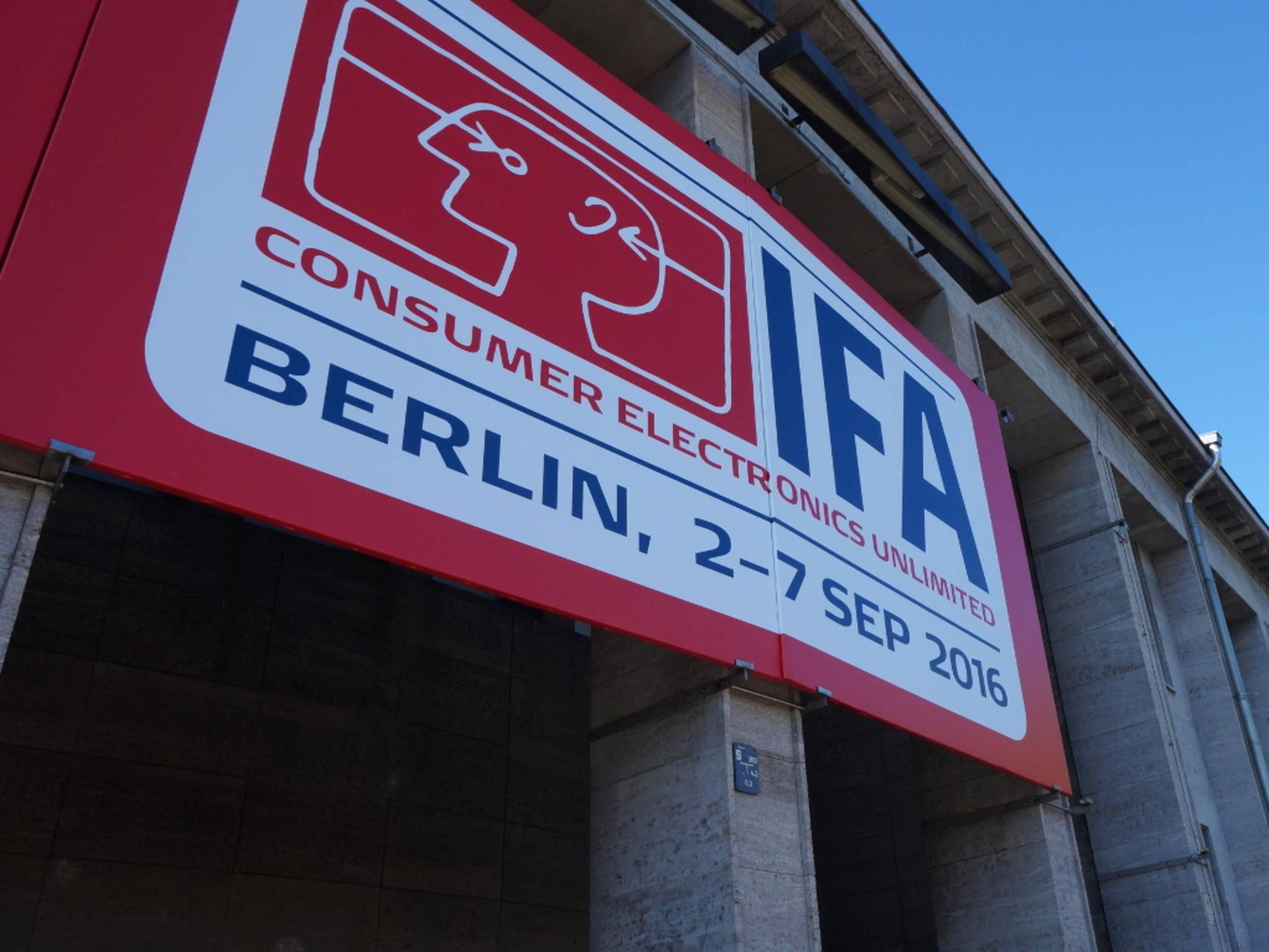 Die IFA 2016 dominierte diese Woche die Schlagzeilen.