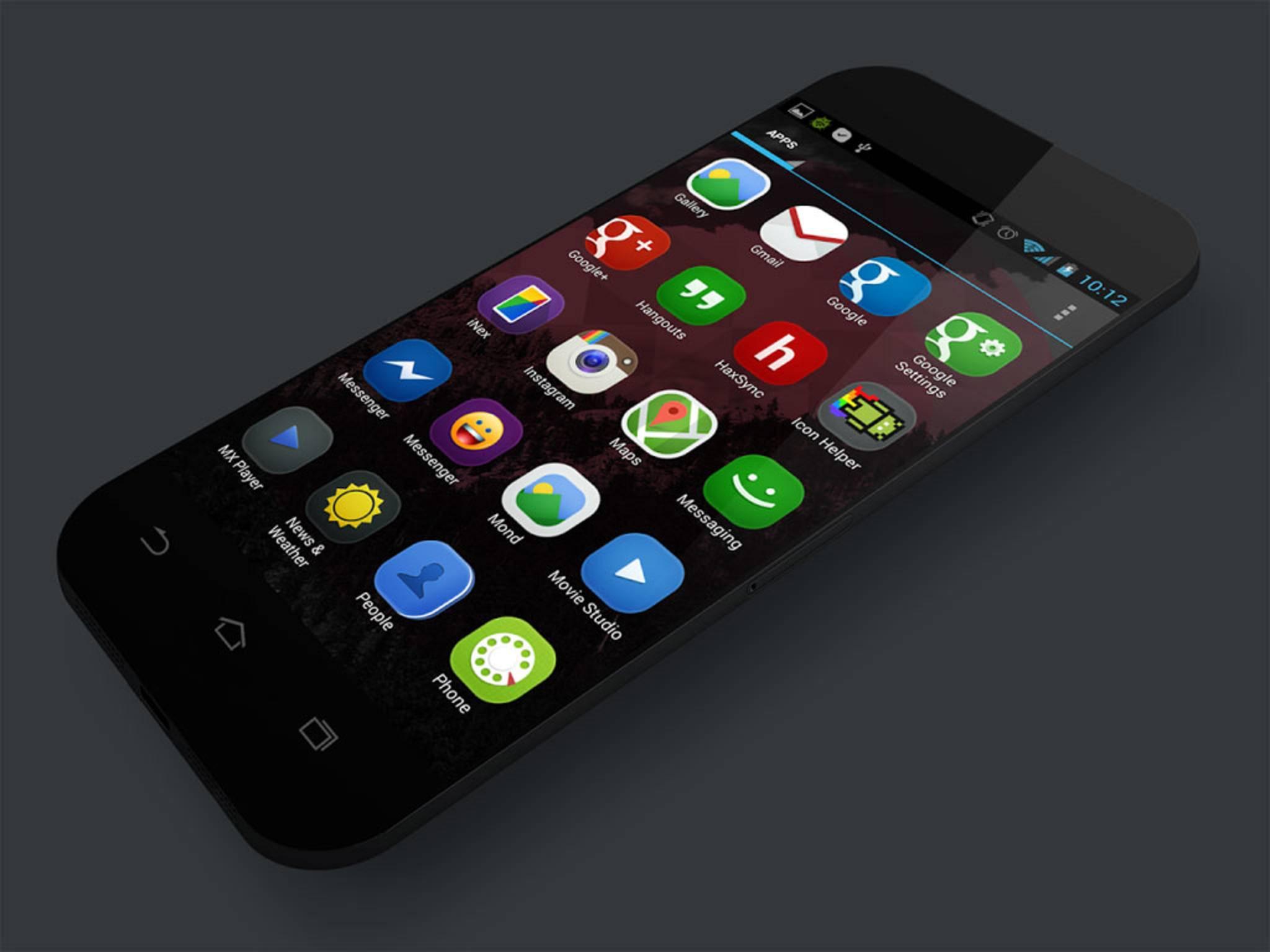 Die 16 besten kostenlosen Icon-Packs für Android.